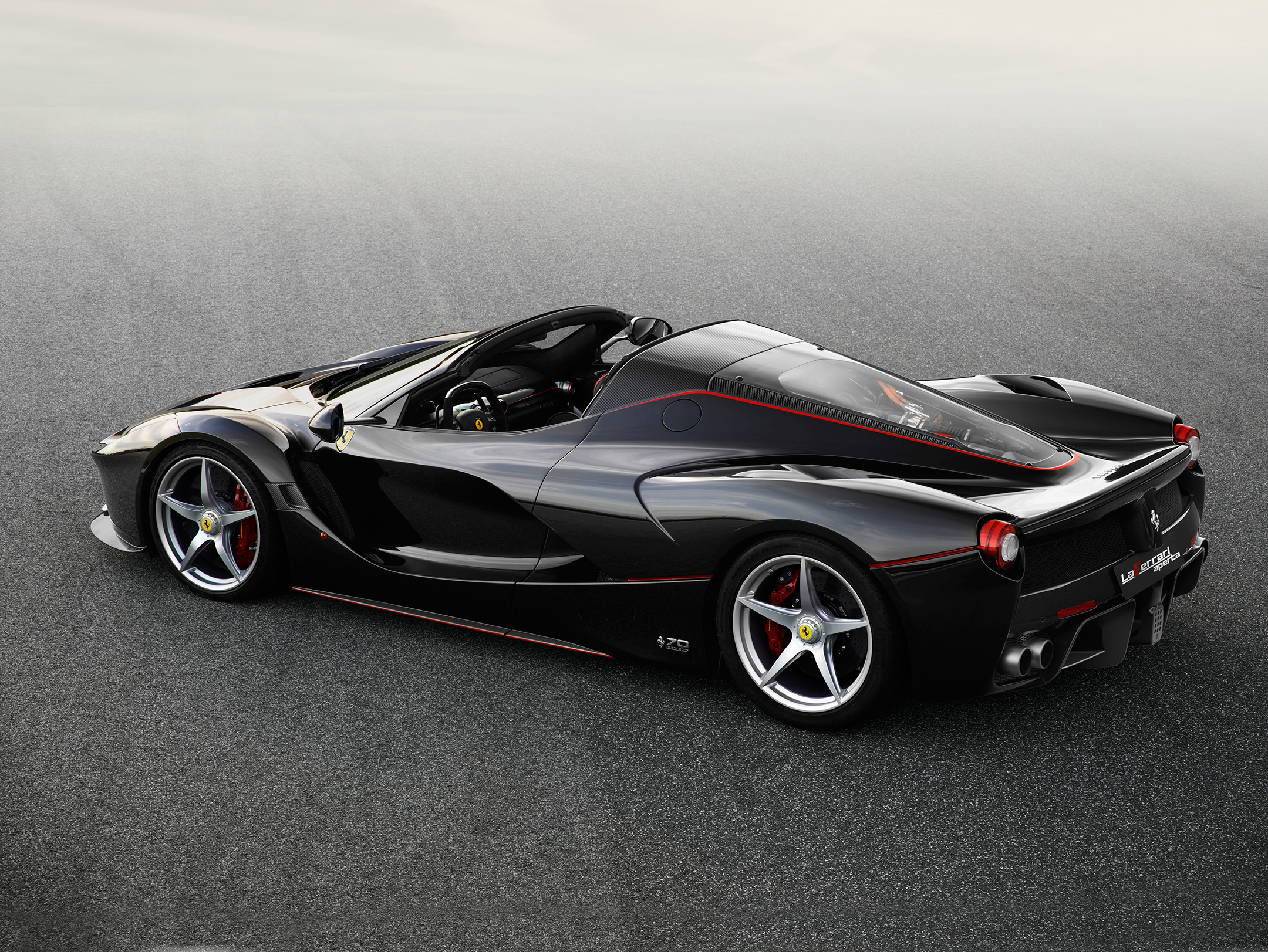 LaFerrari Aperta - 2016 - rear / arrière