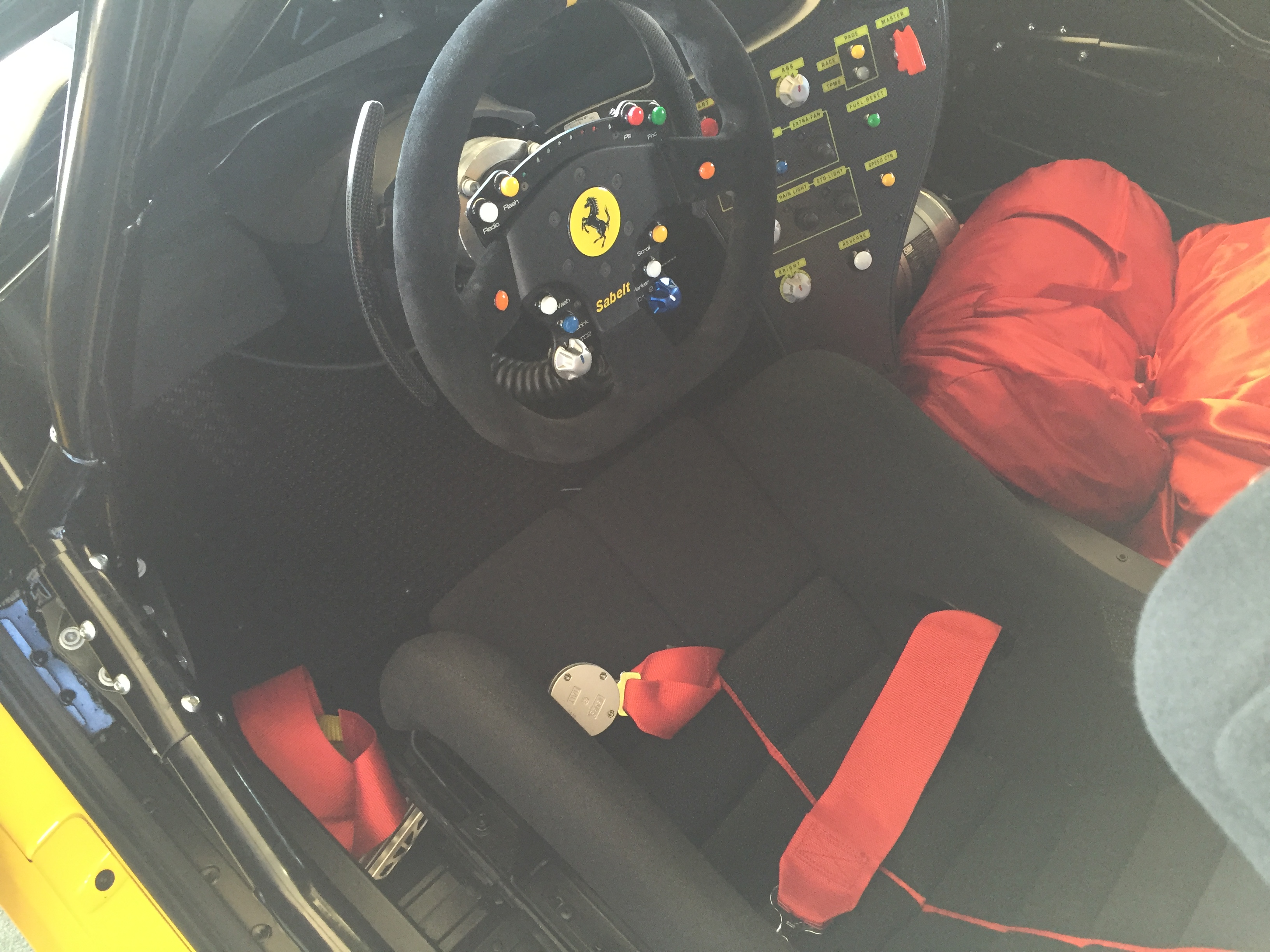 Ferrari 488 Challenge - 2017 - onboard