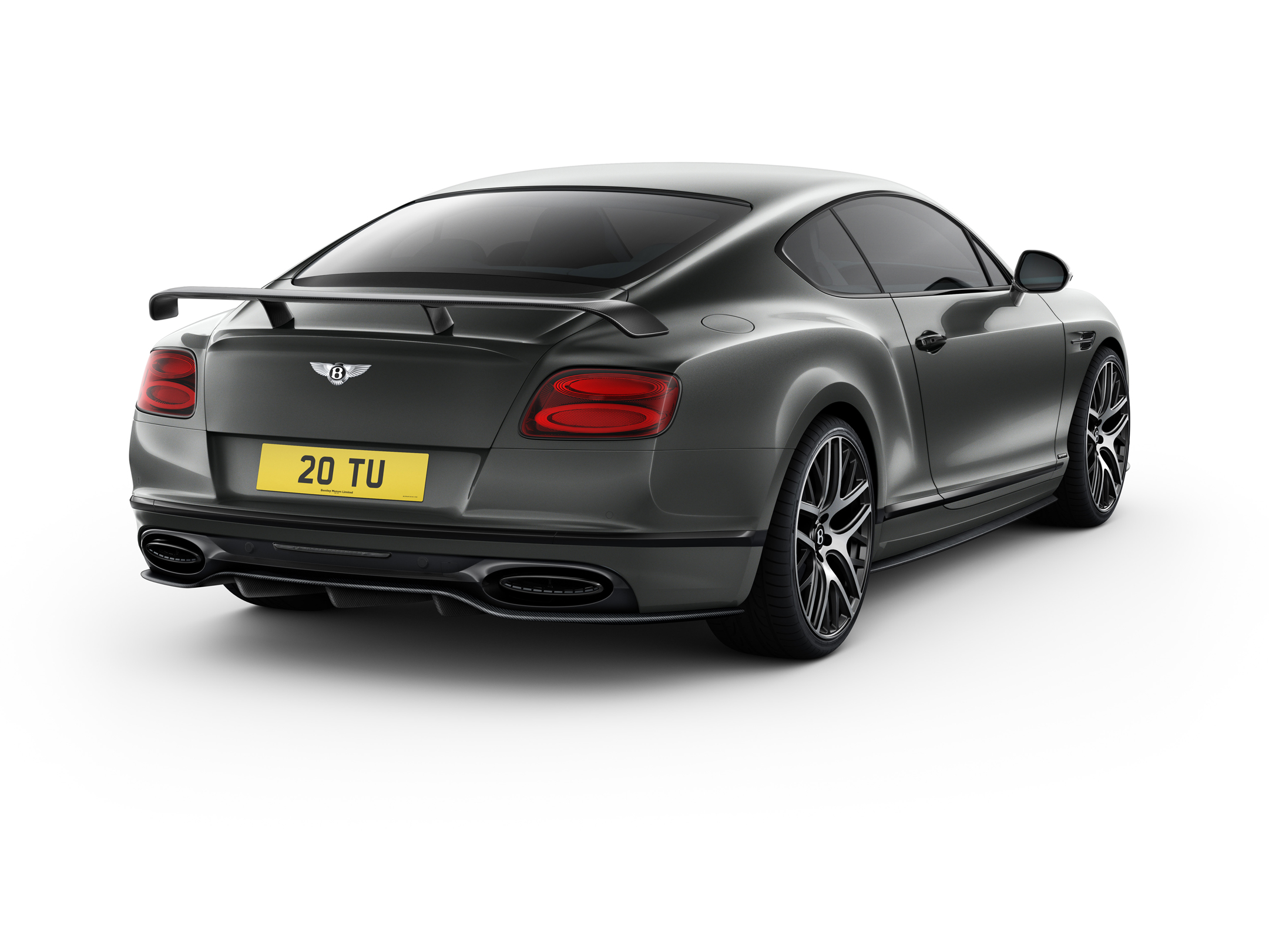 Continental Supersports - 2017 - arrière / rear