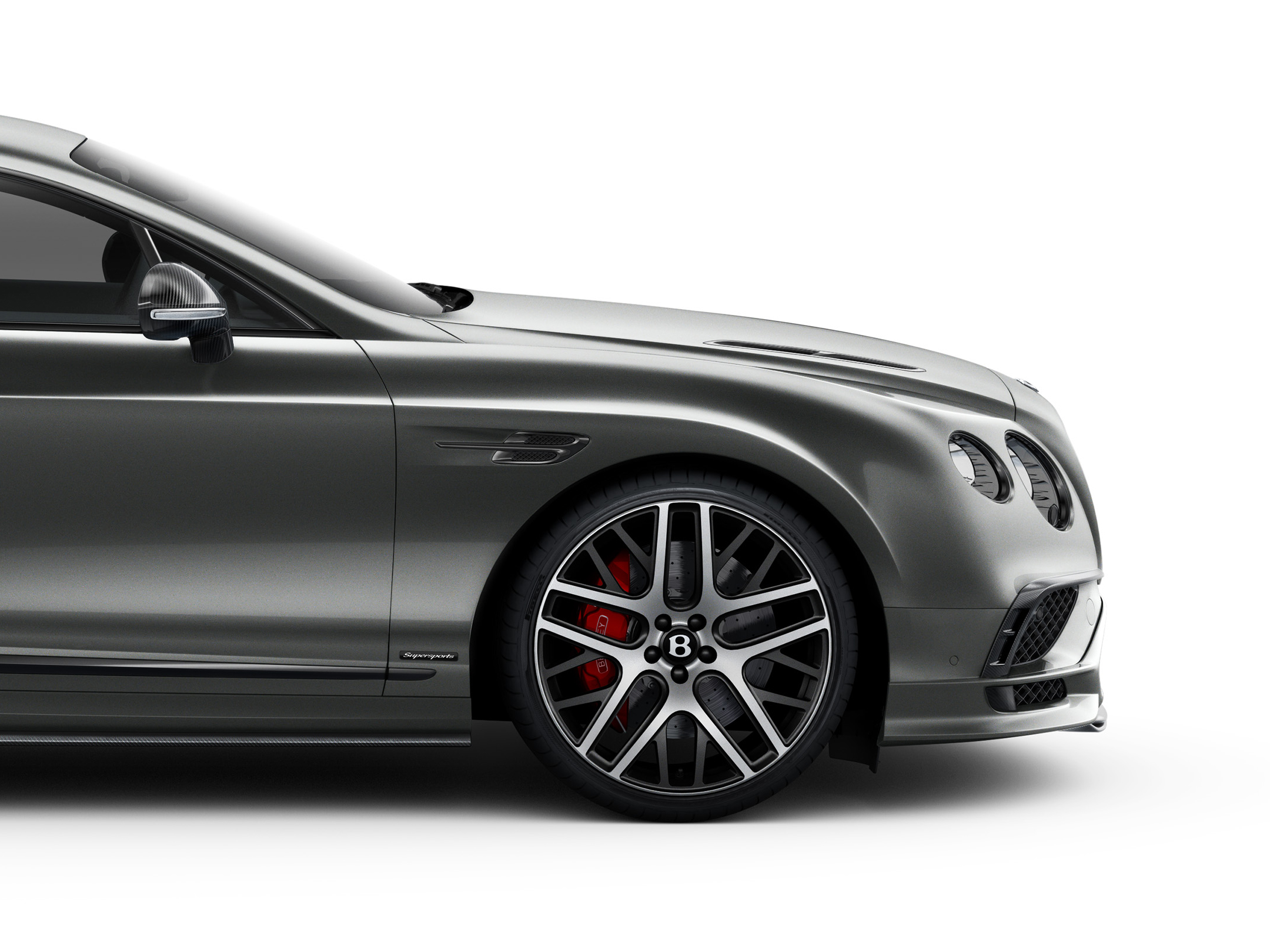 Continental Supersports - 2017 - front wheel / roue avant