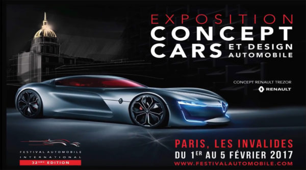 Festival Automobile International 2017 - cover