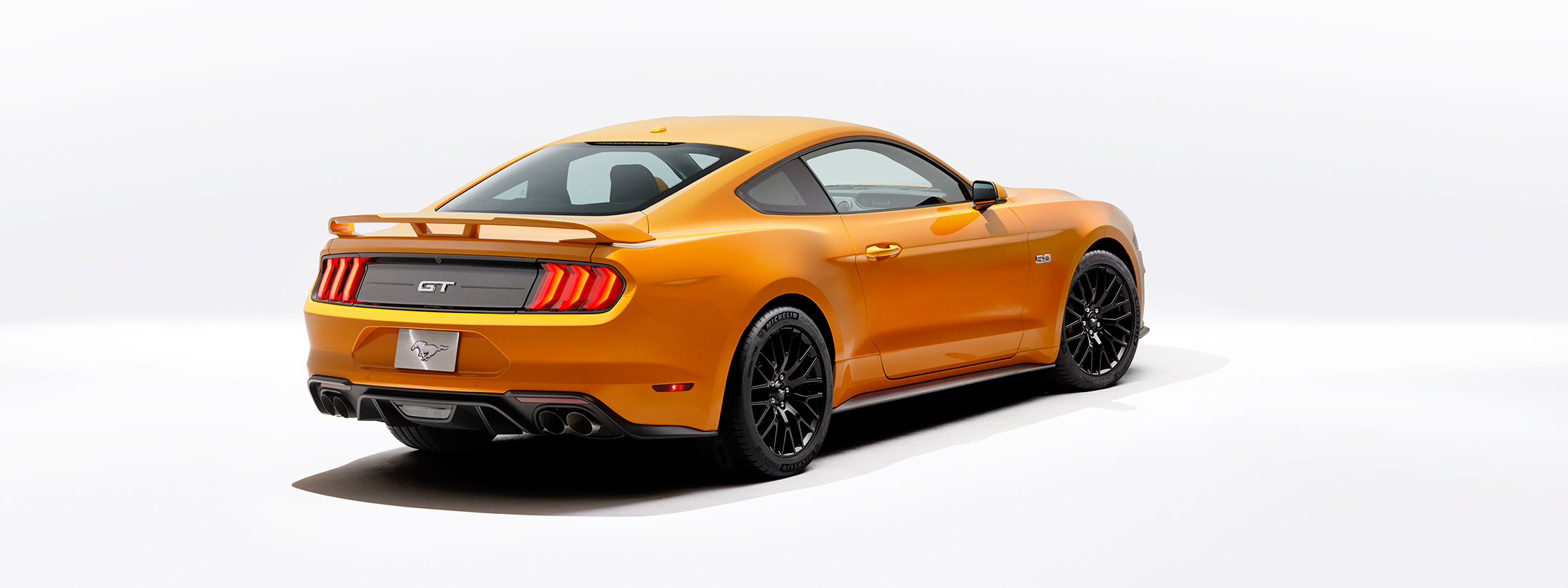 Mustang MY2018 - V8 GT - rear / arrière