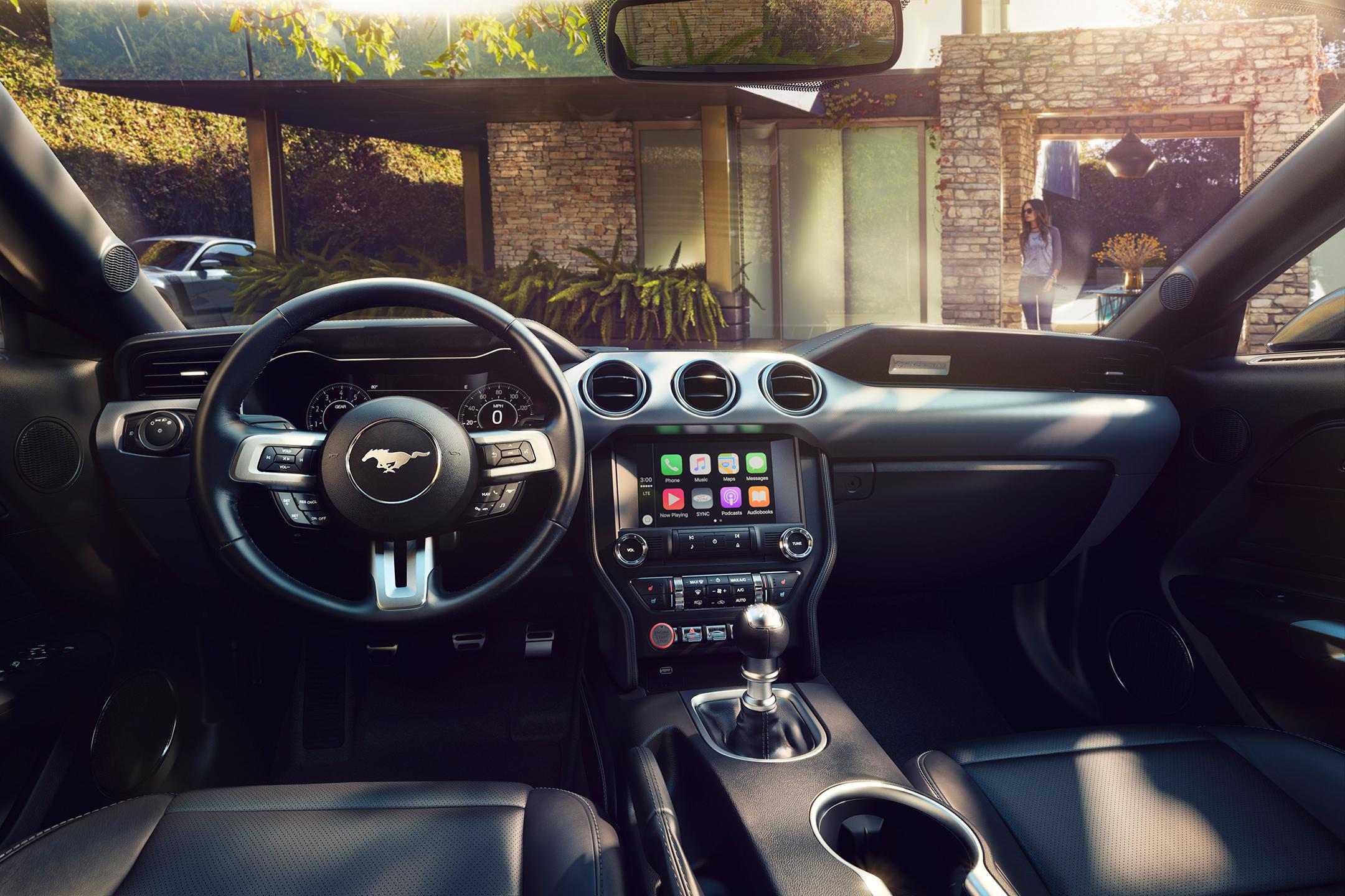 Mustang MY2018 - interior / intérieur