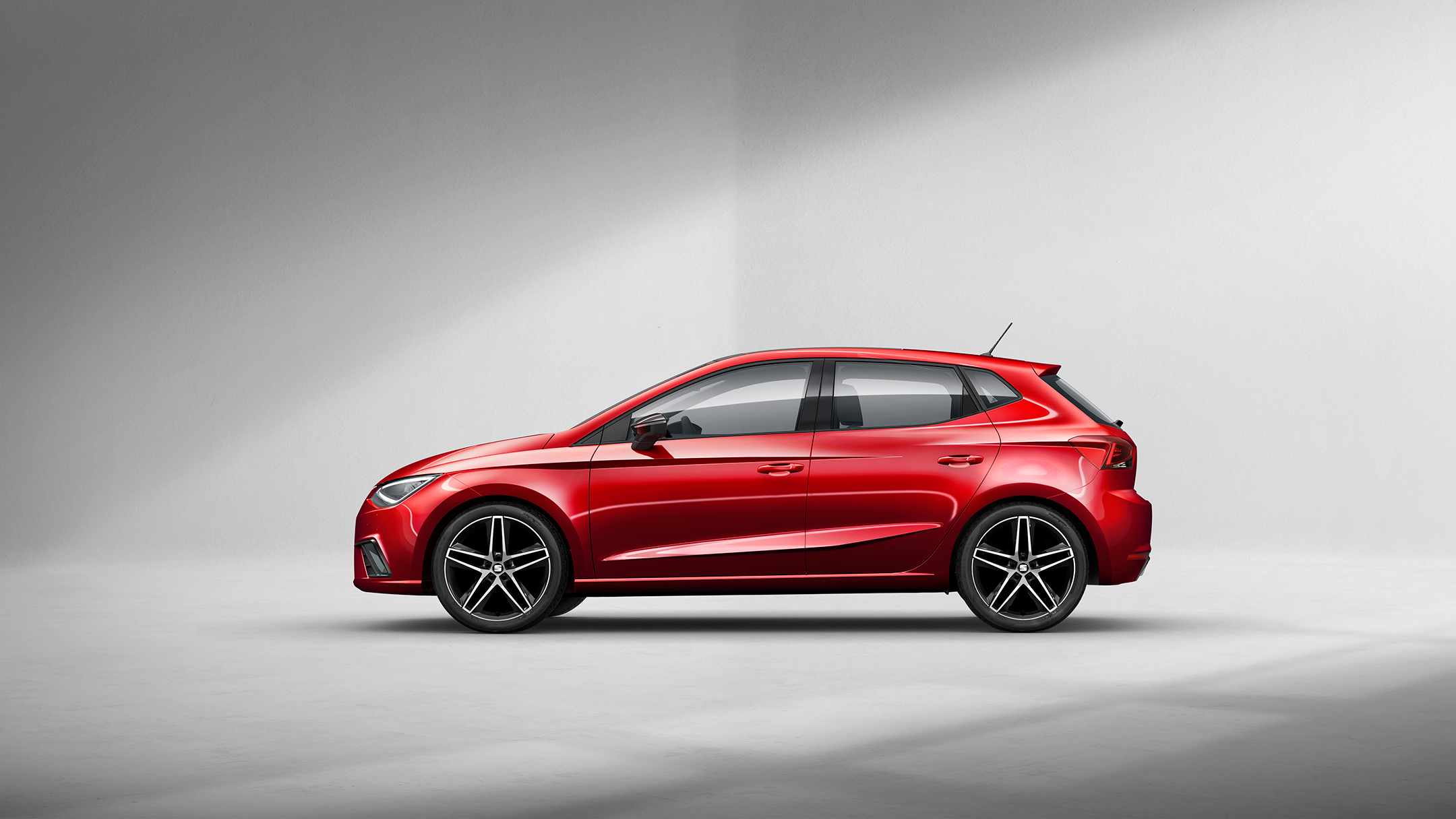 SEAT Ibiza 2017 - profil / side-face