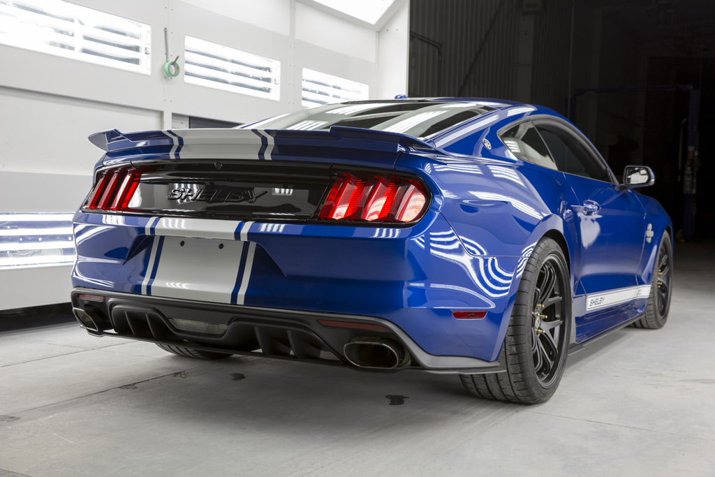 Shelby Super Snake - 2017 - rear light