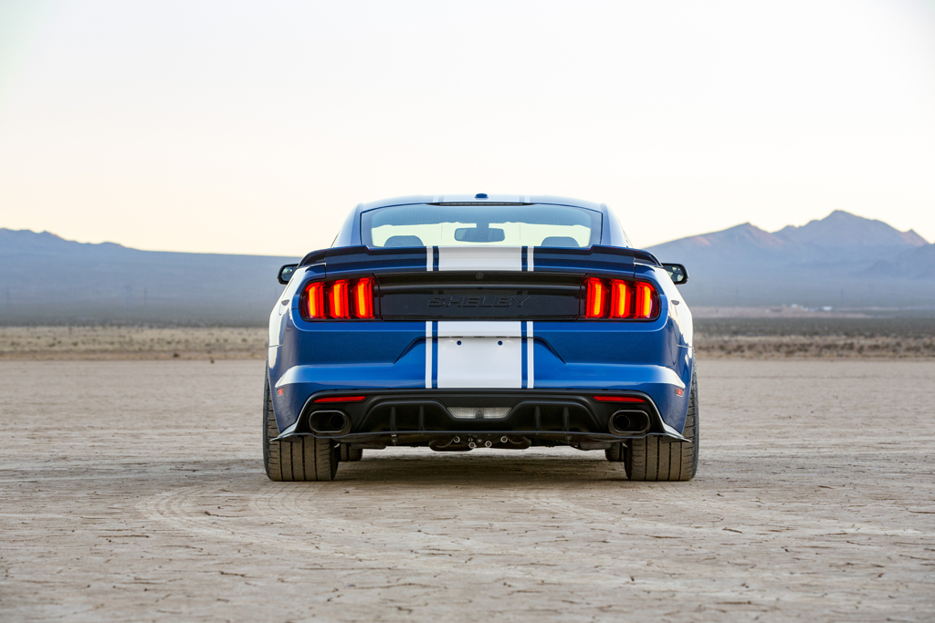 Shelby Super Snake - 2017 - rear / arrière