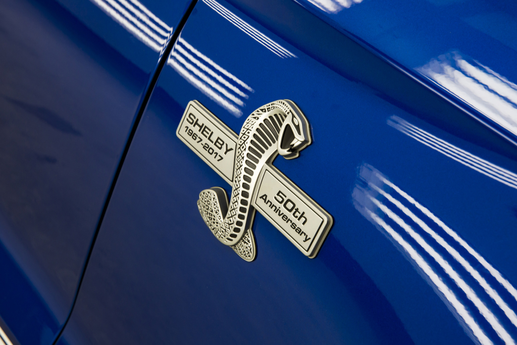 Shelby Super Snake - 2017 - sigle Cobra 50th Year