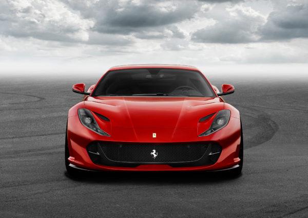 Ferrari 812 Superfast - 2017 - avant / front