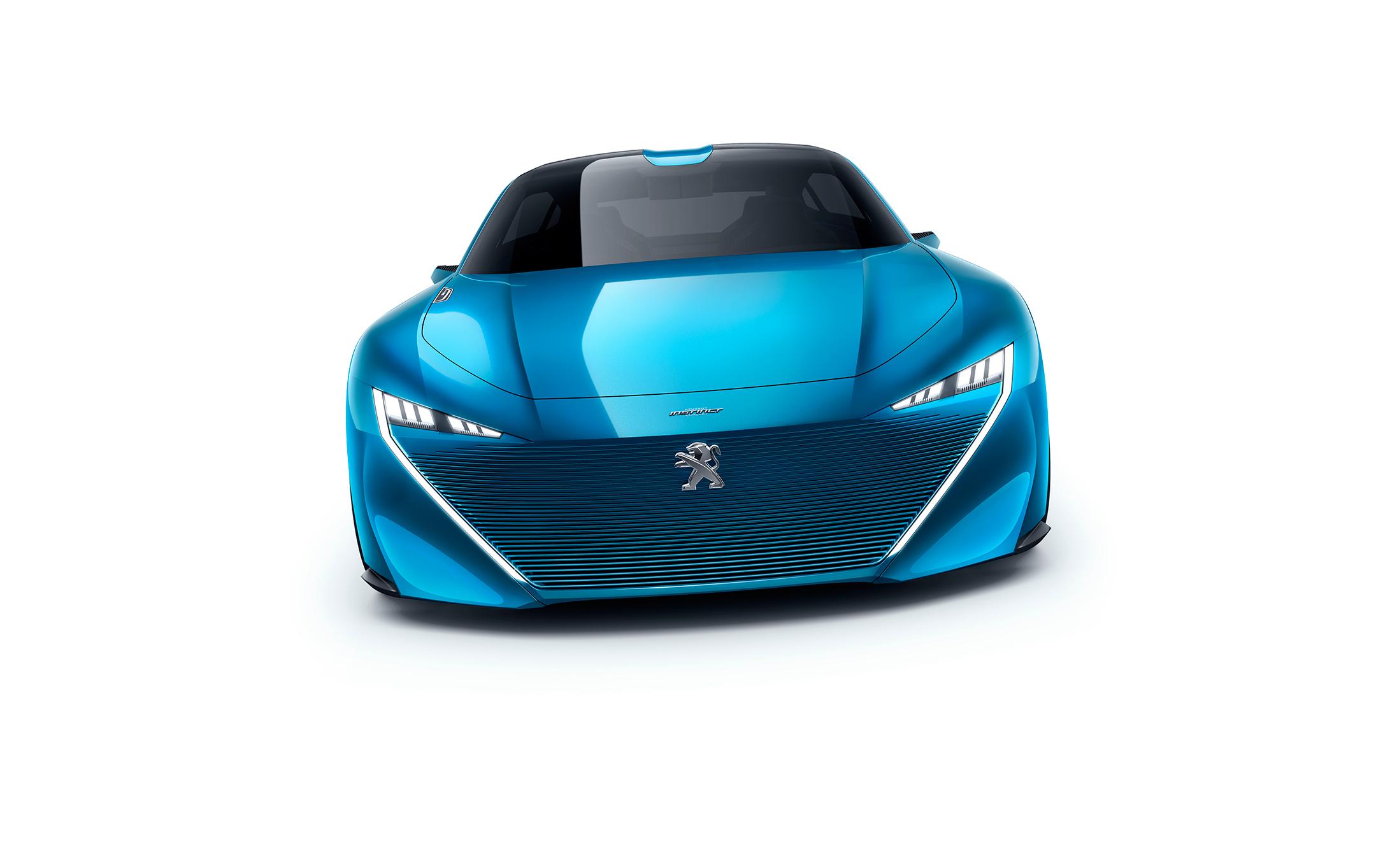Peugeot Instinct Concept - 2017 - face-avant / front-face