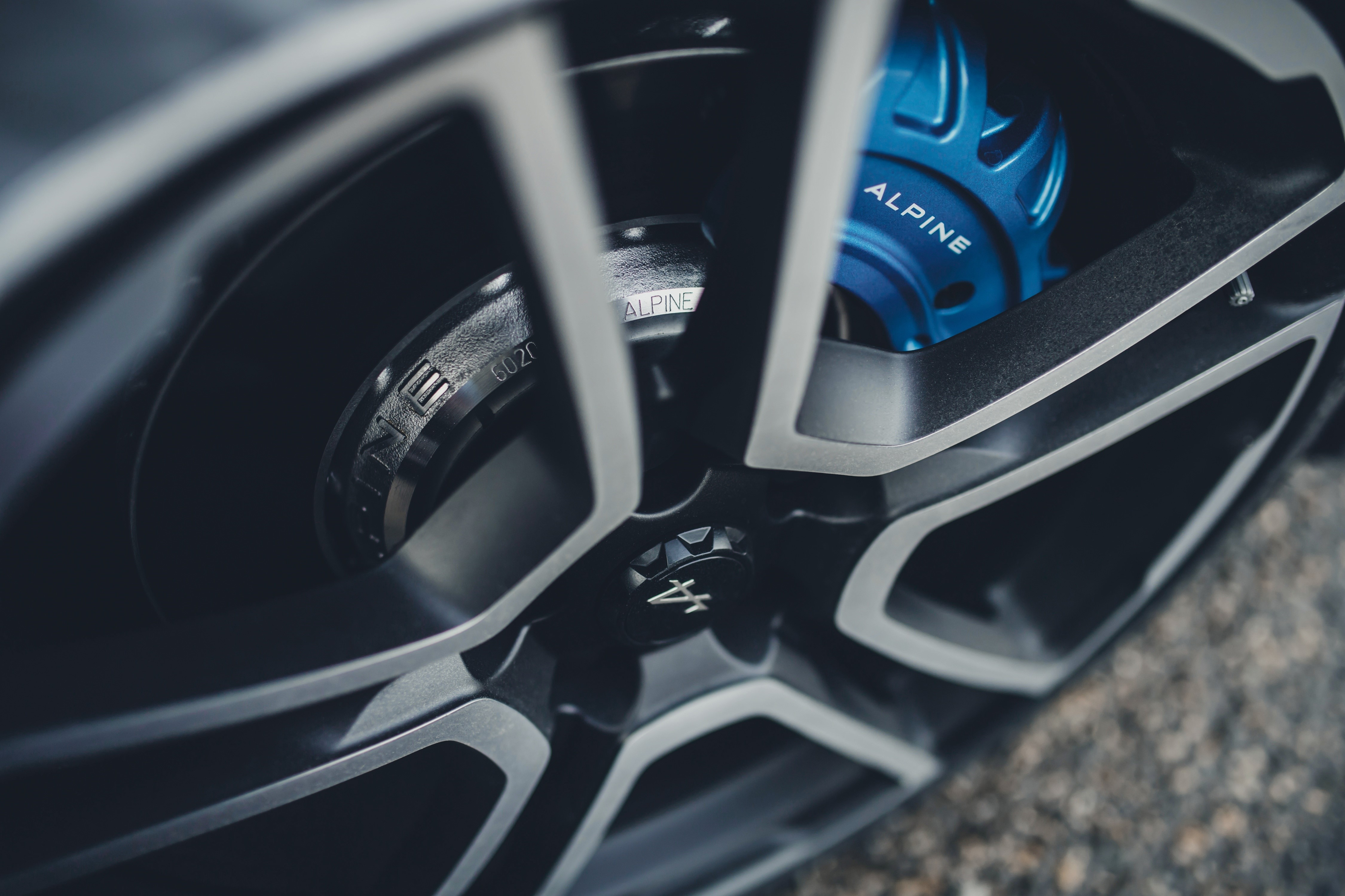 Alpine A110 - 2017 - jante / wheel