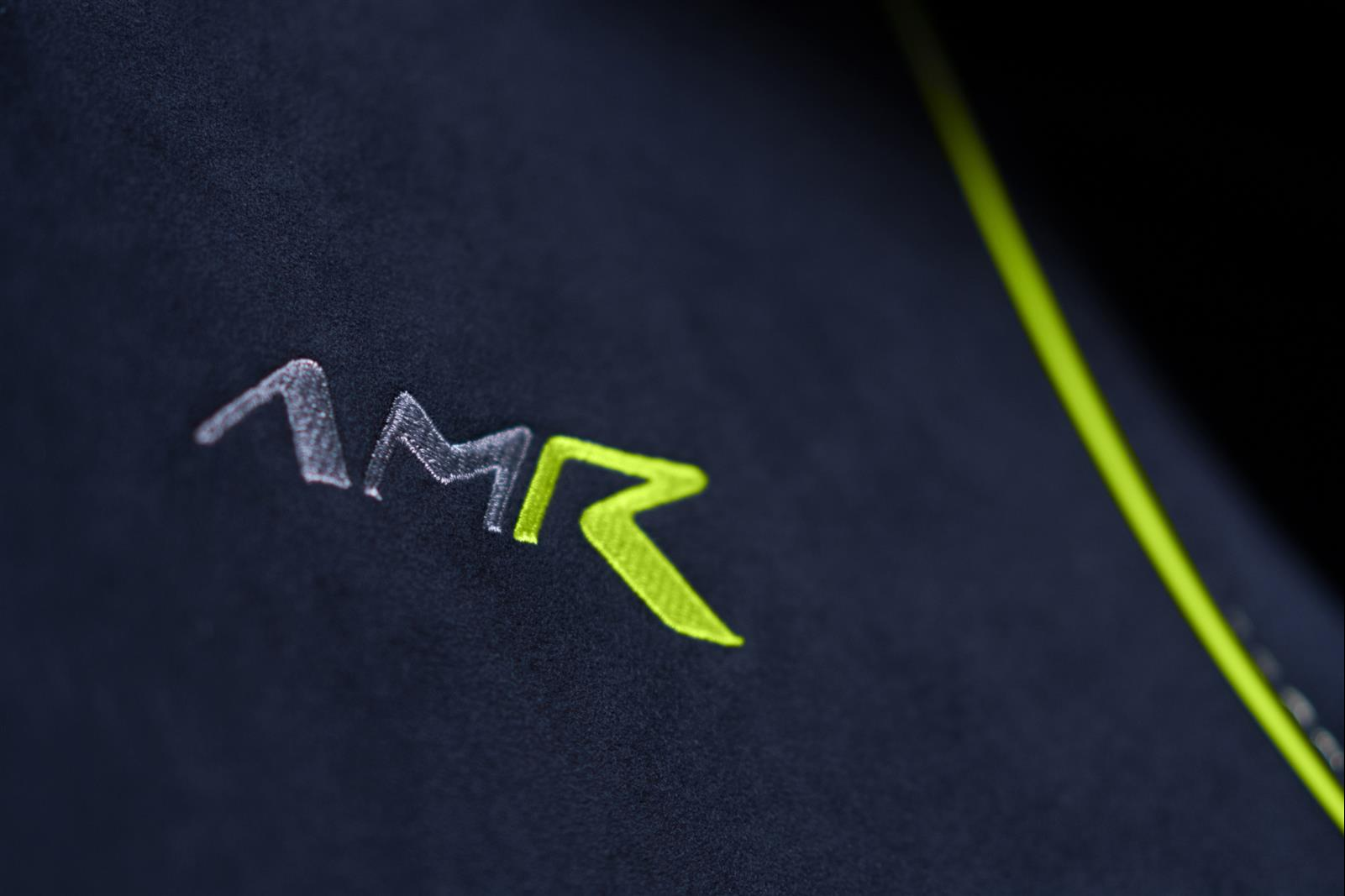 Aston Martin Rapide AMR - 2017 - badge