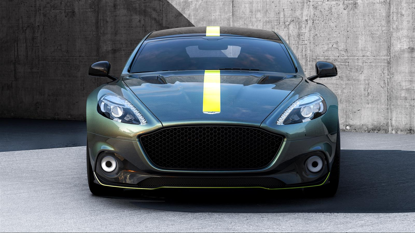 Aston Martin Rapide AMR - 2017 - front-face
