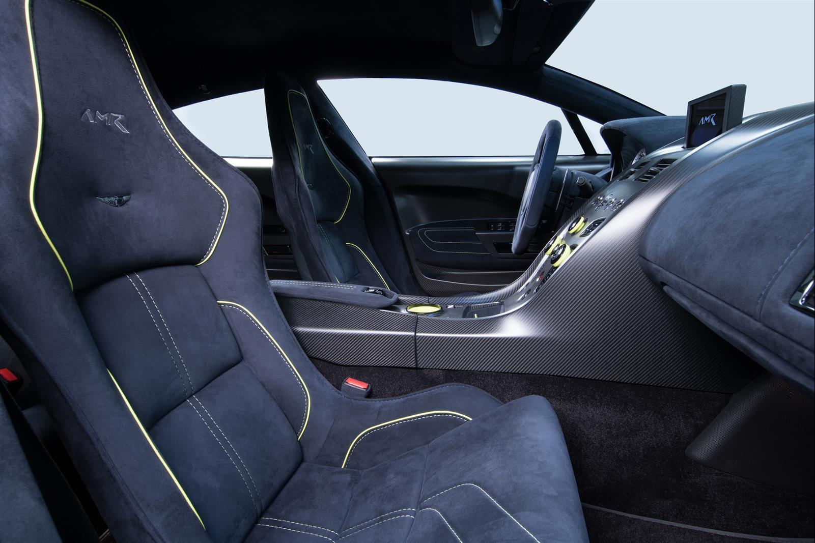 Aston Martin Rapide AMR - 2017 - interior