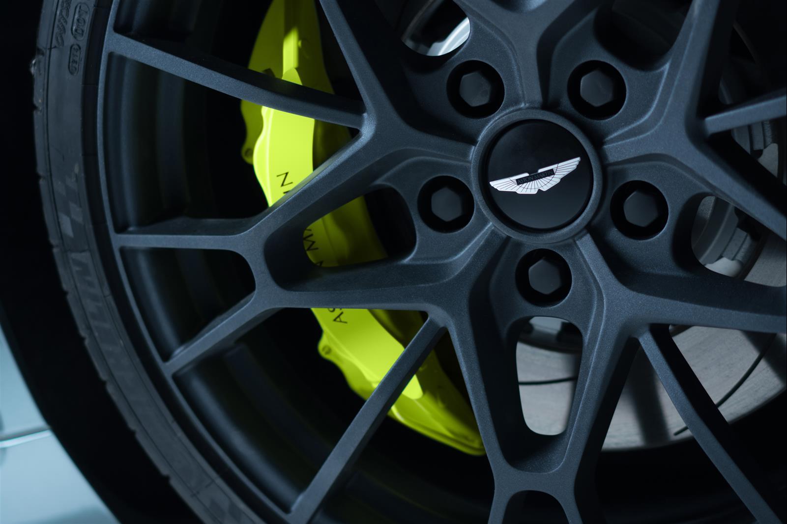 Aston Martin Rapide AMR - 2017 - wheel