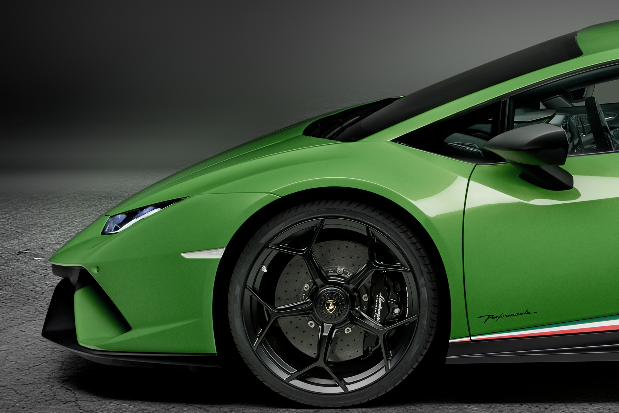 Lamborghini Huracan-Performante - 2017 - front wheel