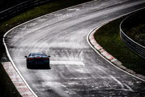 Lamborghini Huracan-Performante - rear track - Nürburgring - photo