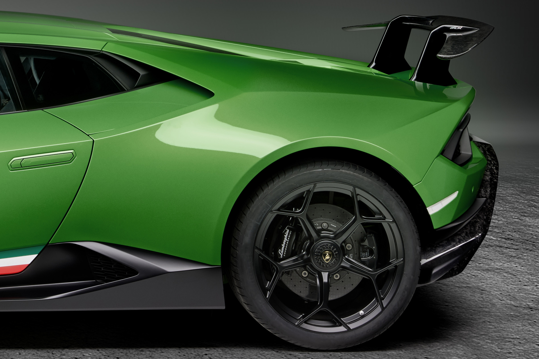 Lamborghini Huracan-Performante - 2017 - rear wheel