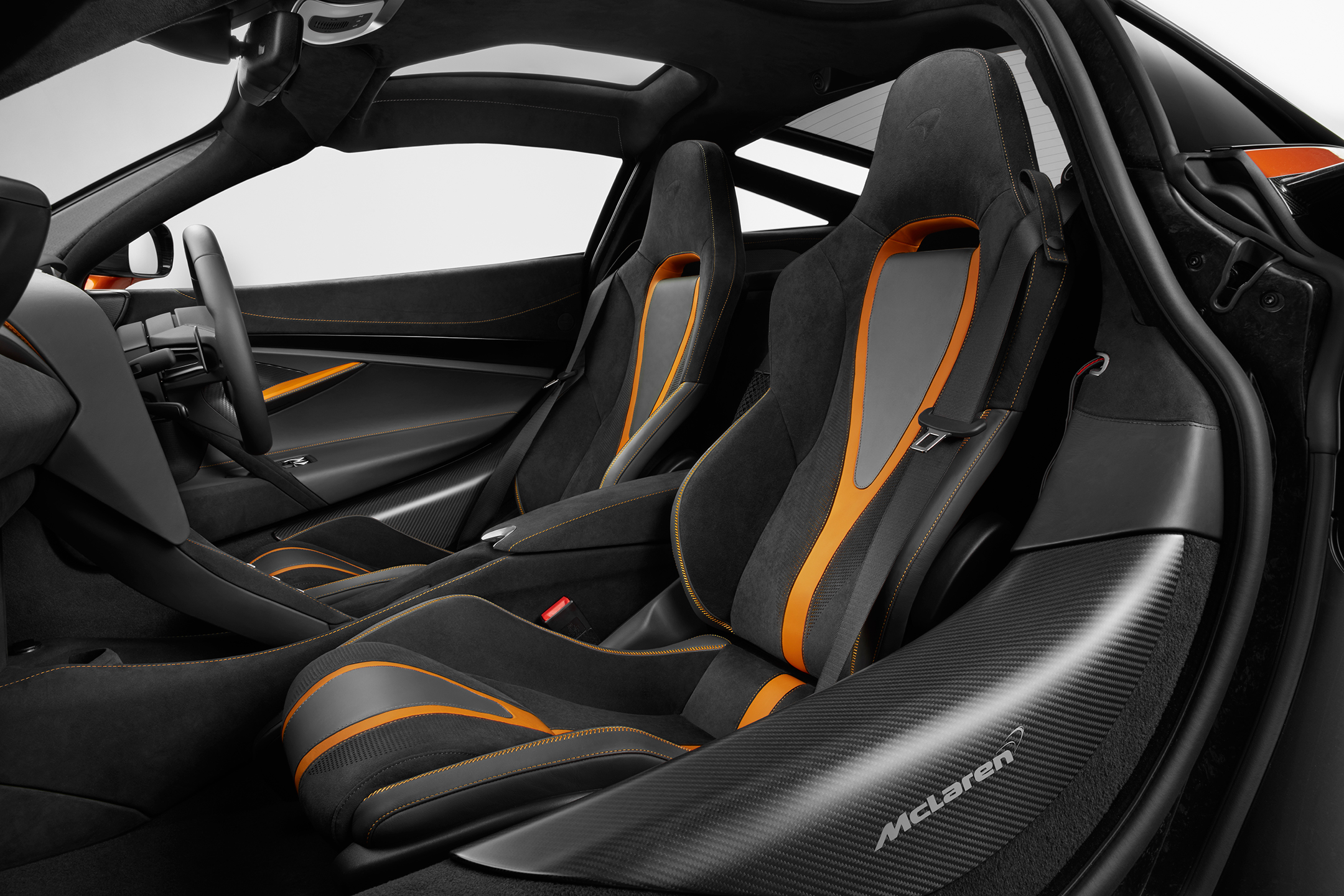 McLaren 720S - 2017 - seats / sièges