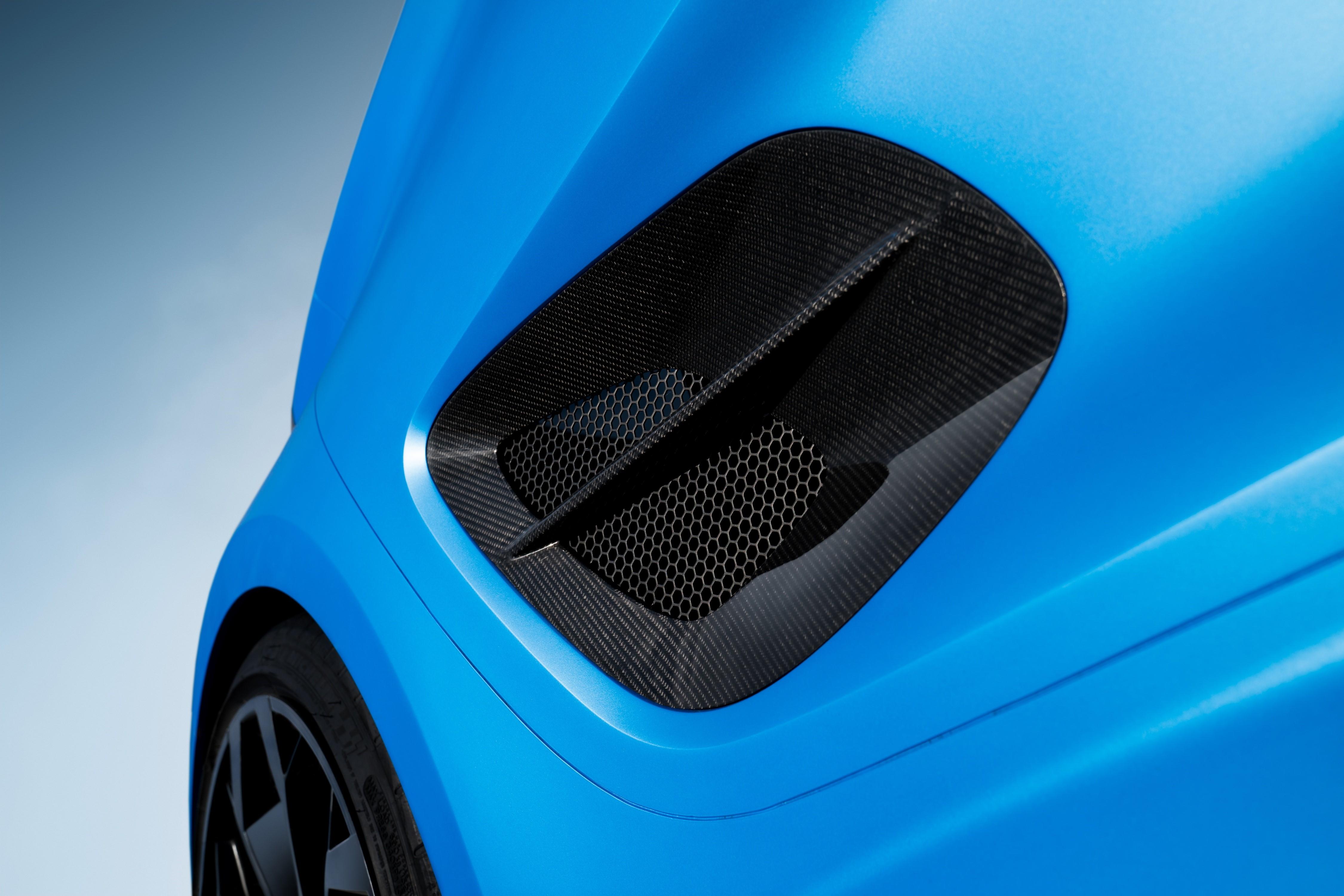 Renault ZOE e-Sport Concept - 2017 - air cooler