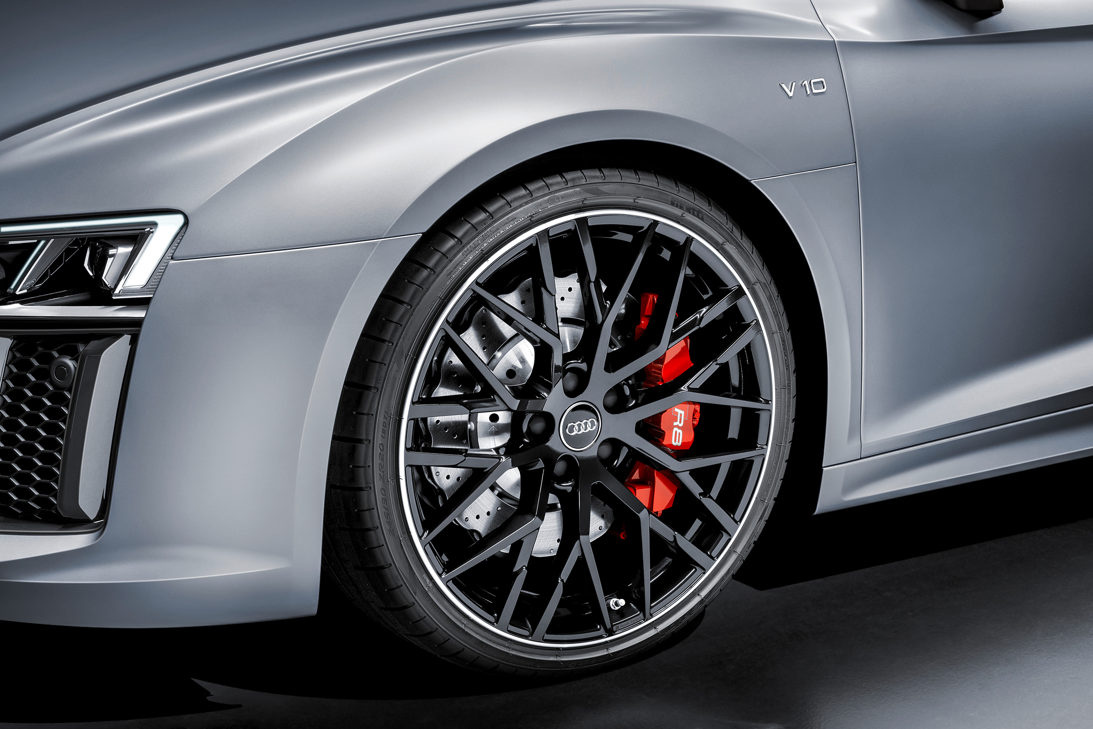Audi R8 coupe Audi Sport Edition - 2017 - front wheel / jante avant