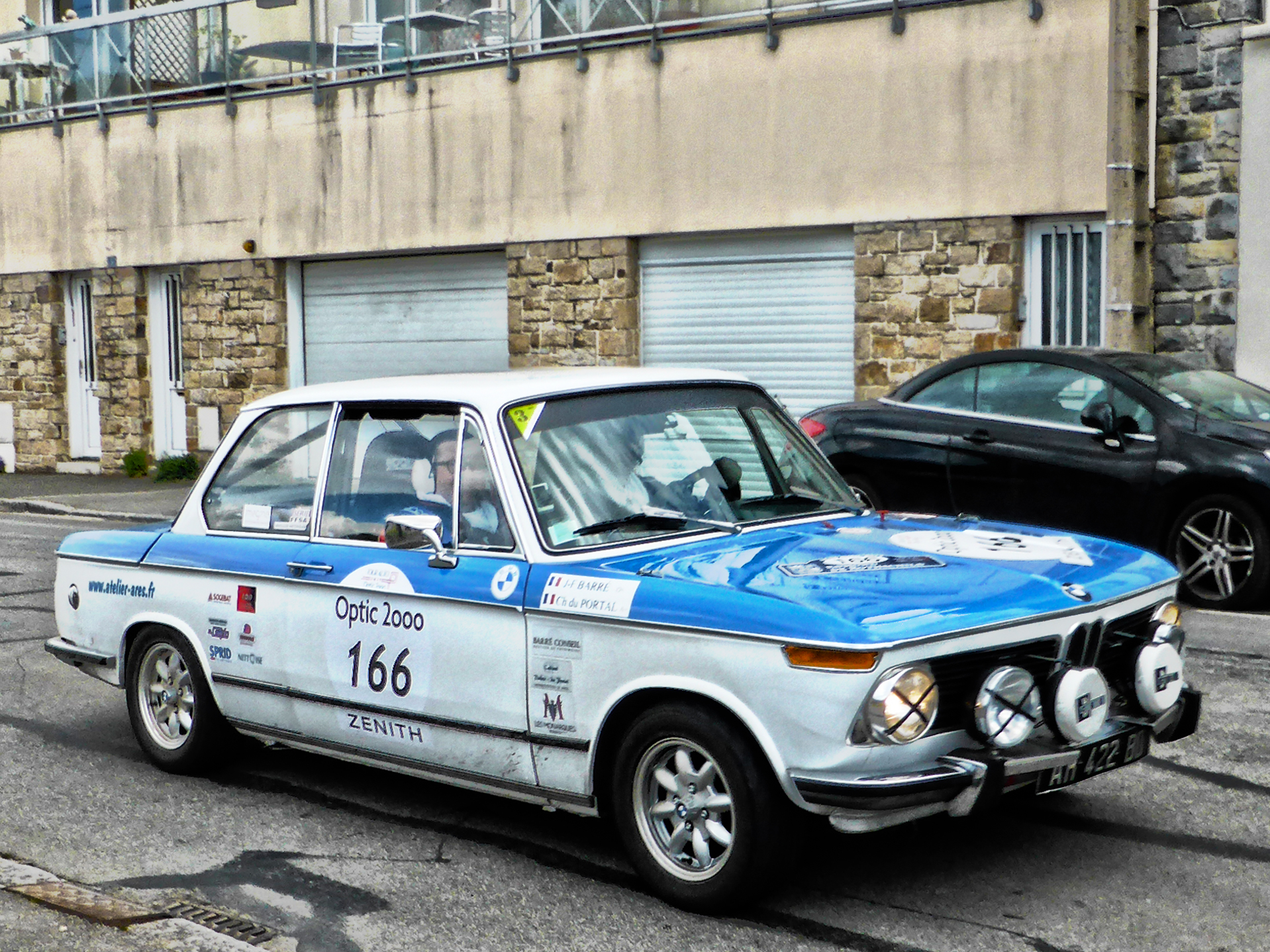 BMW 2002 - 1973 - Tour Auto 2017 - photo by ELJ - DESIGNMOTEUR