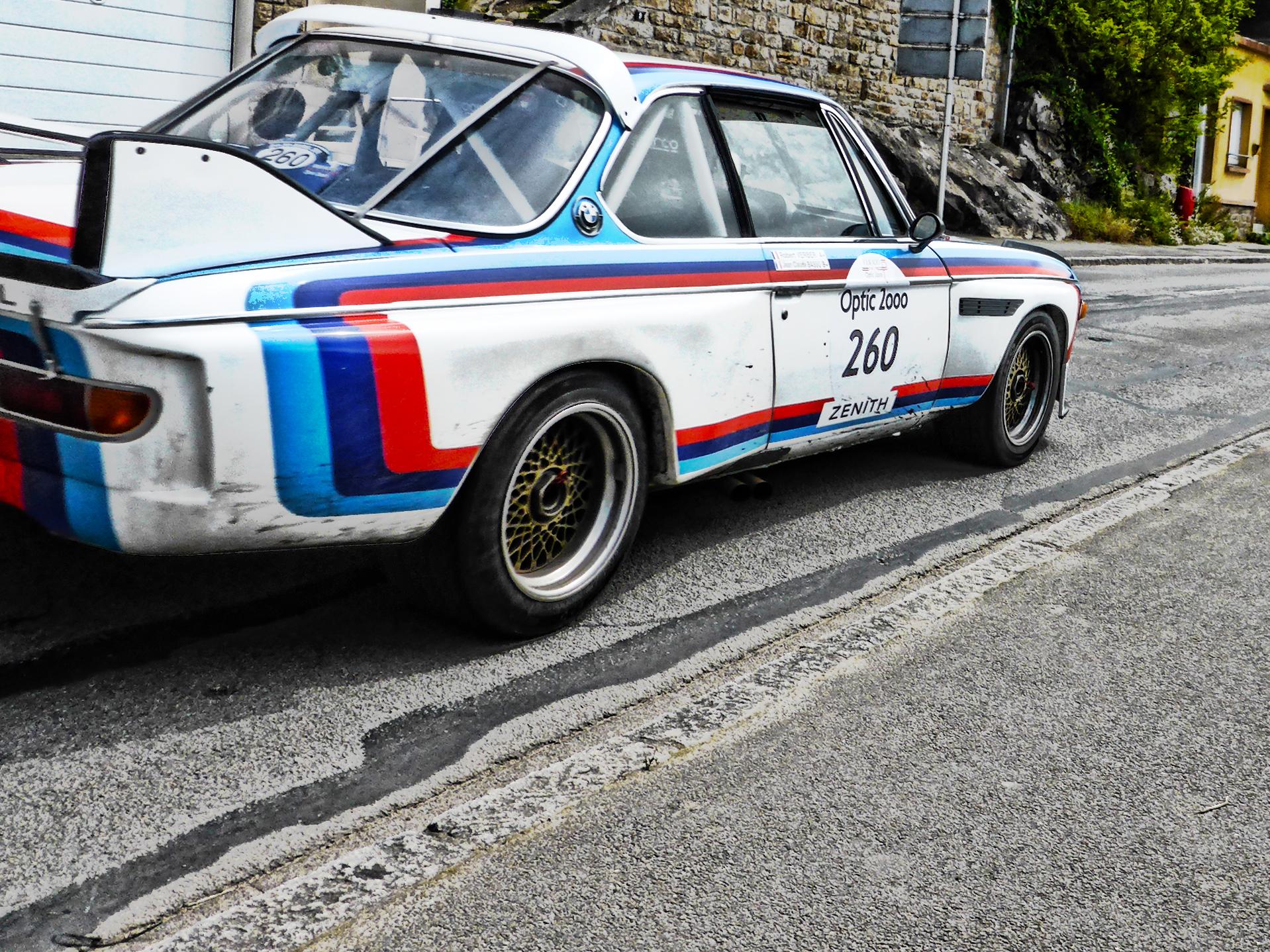 BMW 3.0 CSL - 1972 - Tour Auto 2017 - photo by ELJ - DESIGNMOTEUR