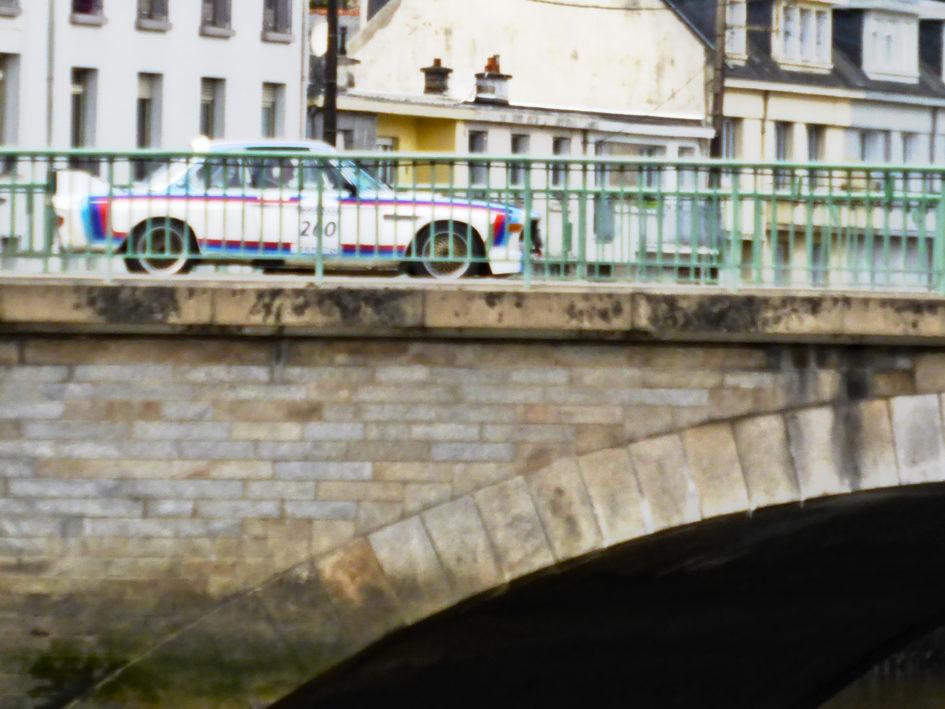 BMW 3.0 CSL - 1972 - Tour Auto 2017 Henbont road to An Oriant - photo by ELJ - DESIGNMOTEUR