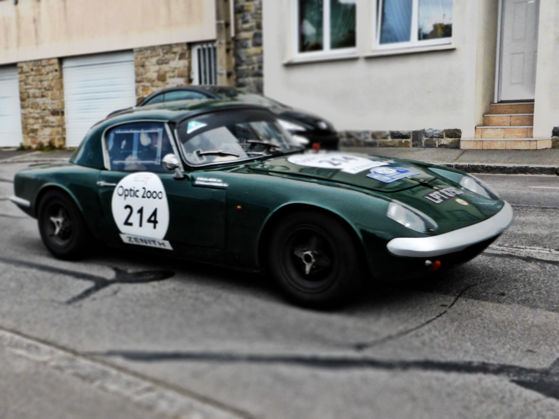 Lotus Elan - 1955 - Tour Auto 2017 - photo by ELJ - DESIGNMOTEUR