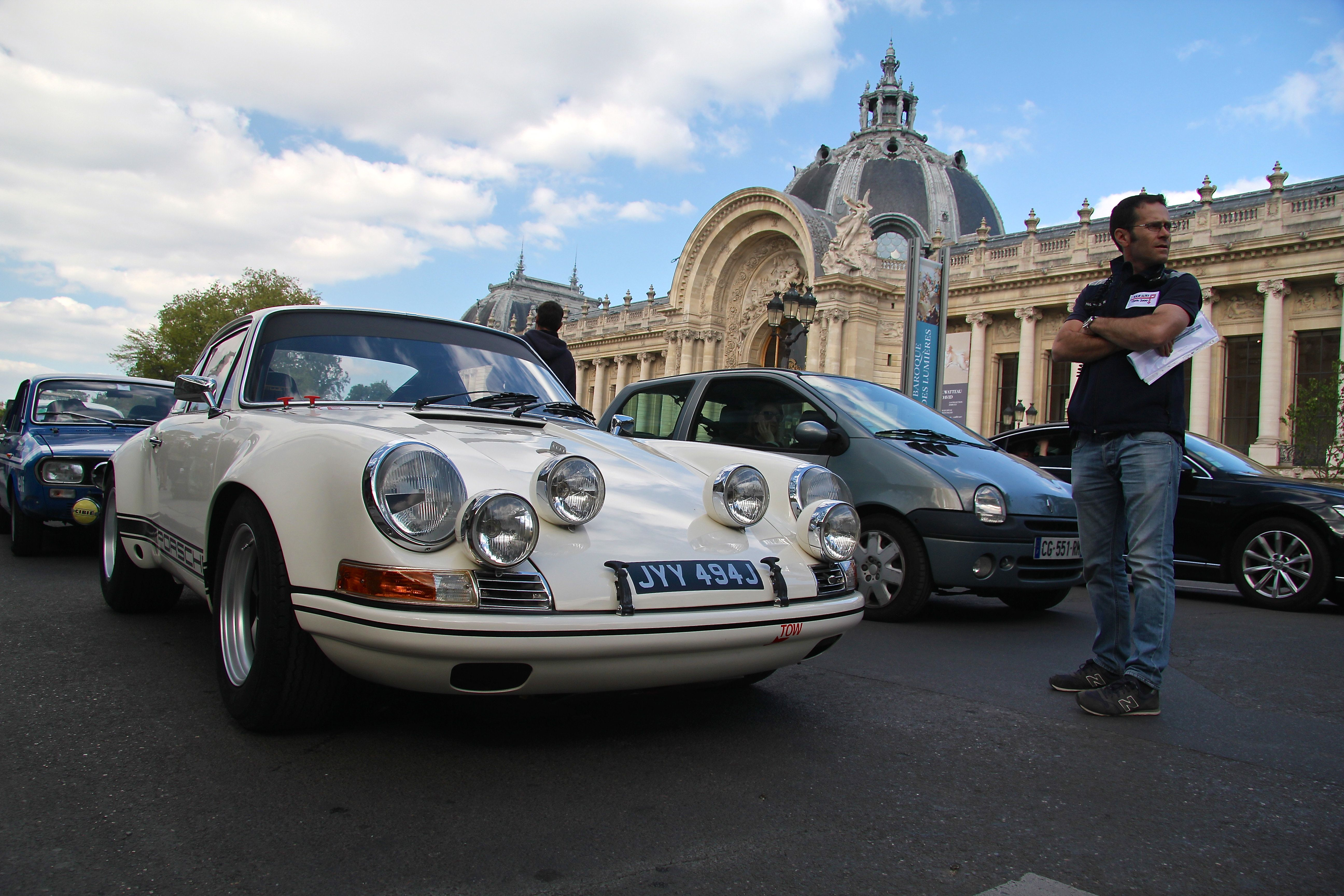 Porsche classic - Paris - Tour Auto 2017 - photo Ludo Ferrari