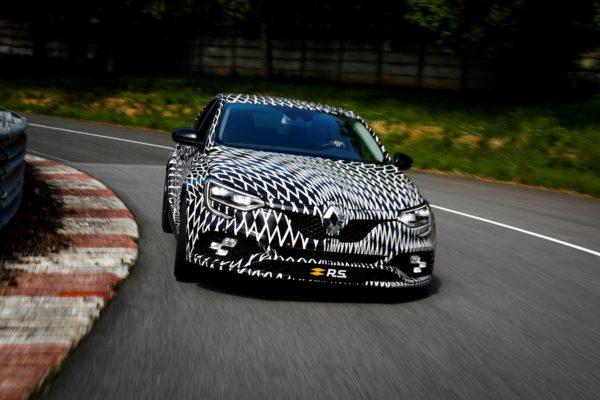 Renault Megane R.S. - 2017 - teaser