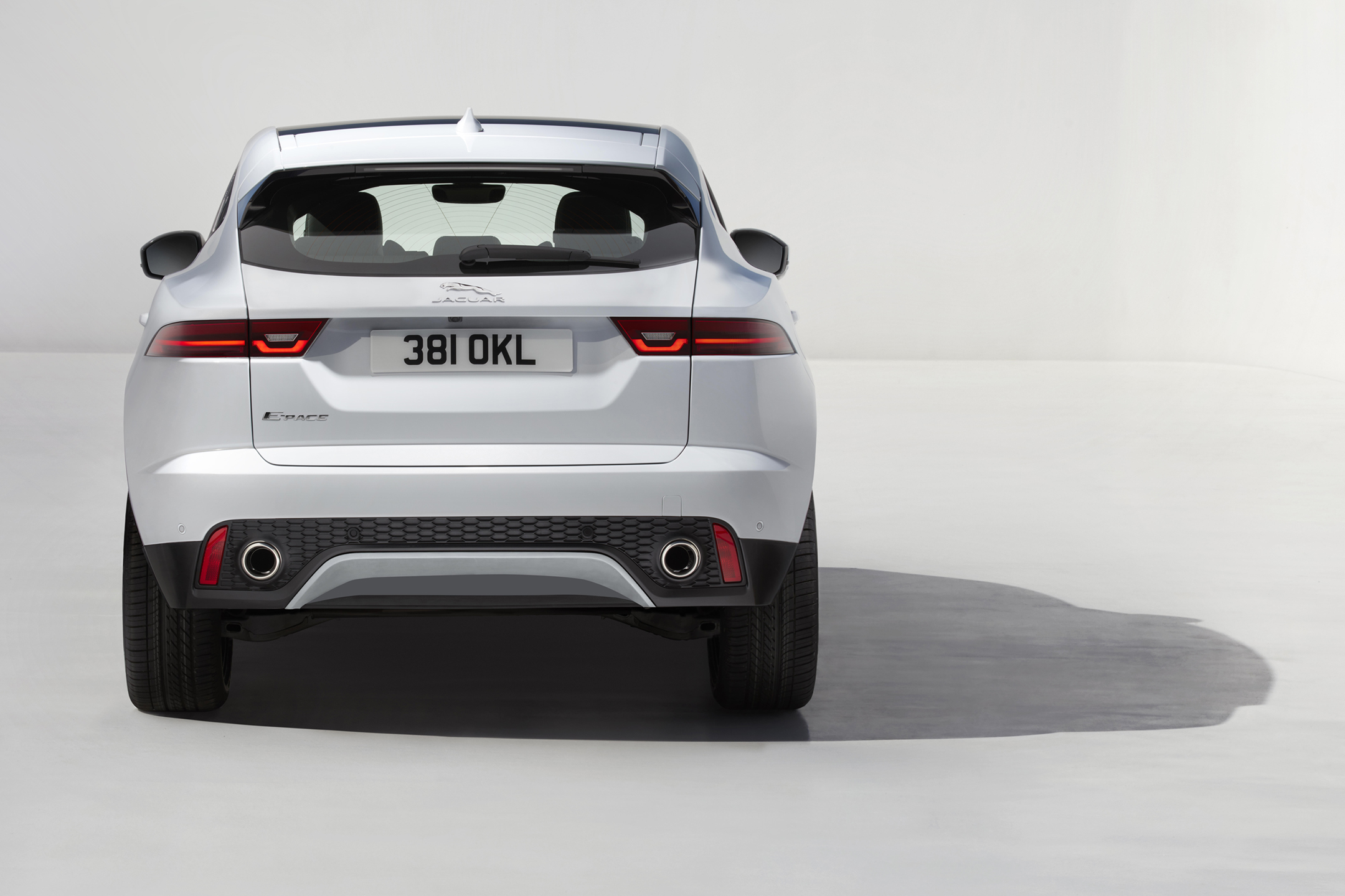 Jaguar E-PACE - 2017 - rear / arrière