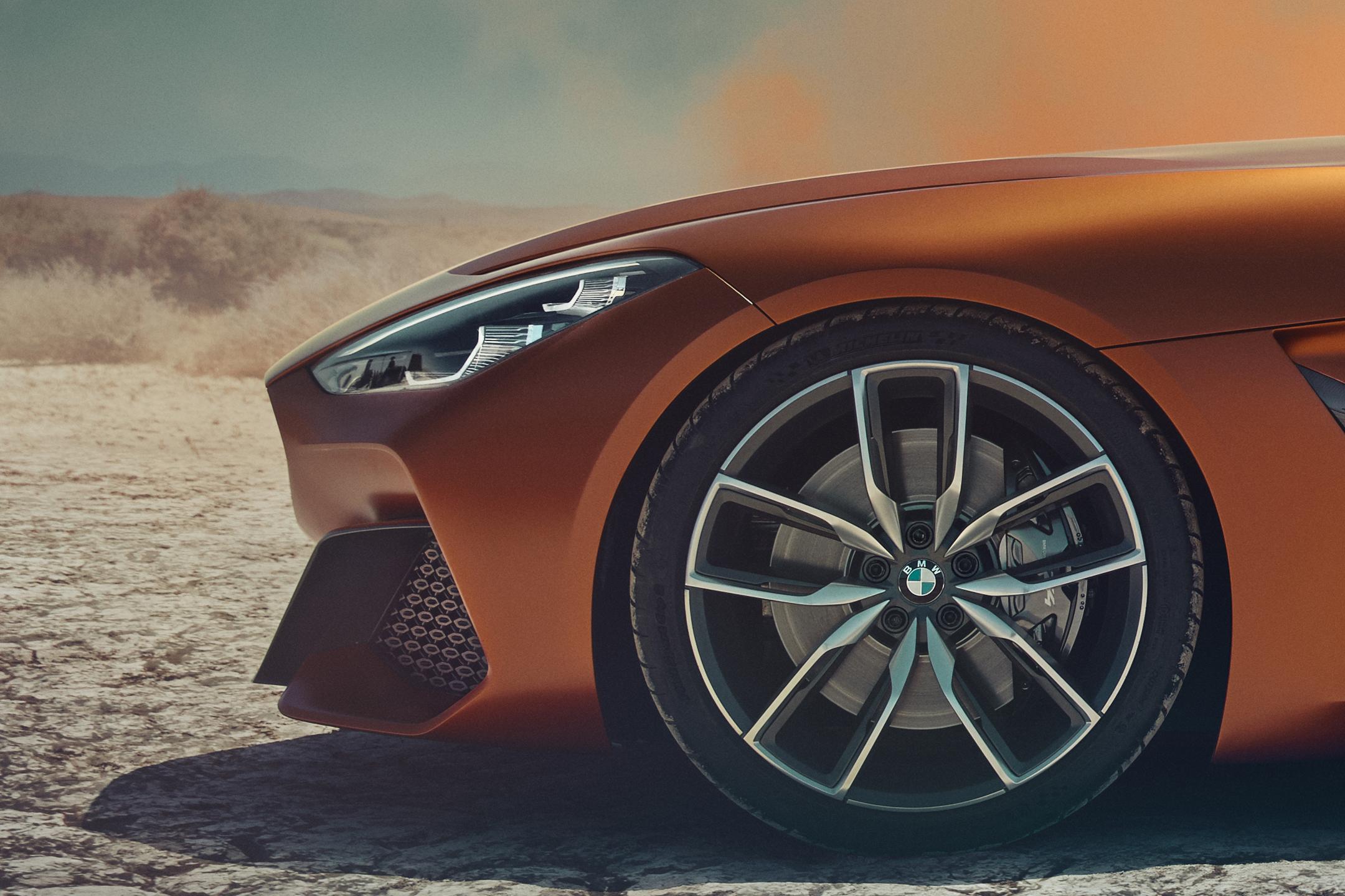BMW Concept Z4 - 2017 - wheel / jante