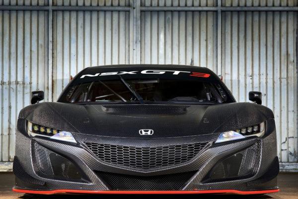 Honda ACURA NSX GT3 - 2017 - front-face / face avant - zoom