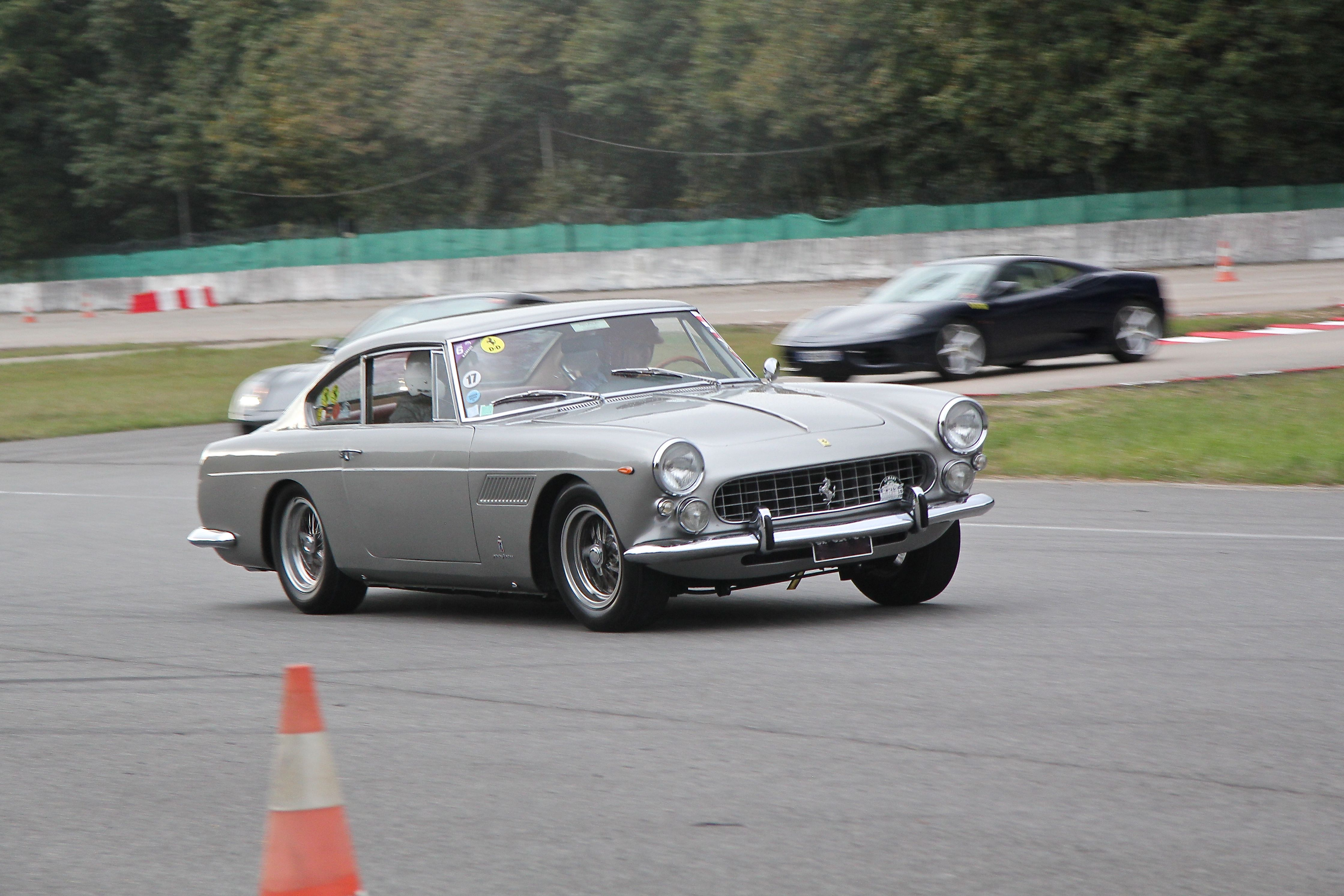 Ferrari 250GTE - Italian Meeting 2017 - photo Ludo Ferrari