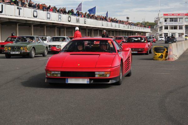 Ferrari Testarossa - Italian Meeting 2017 - photo Ludo Ferrari