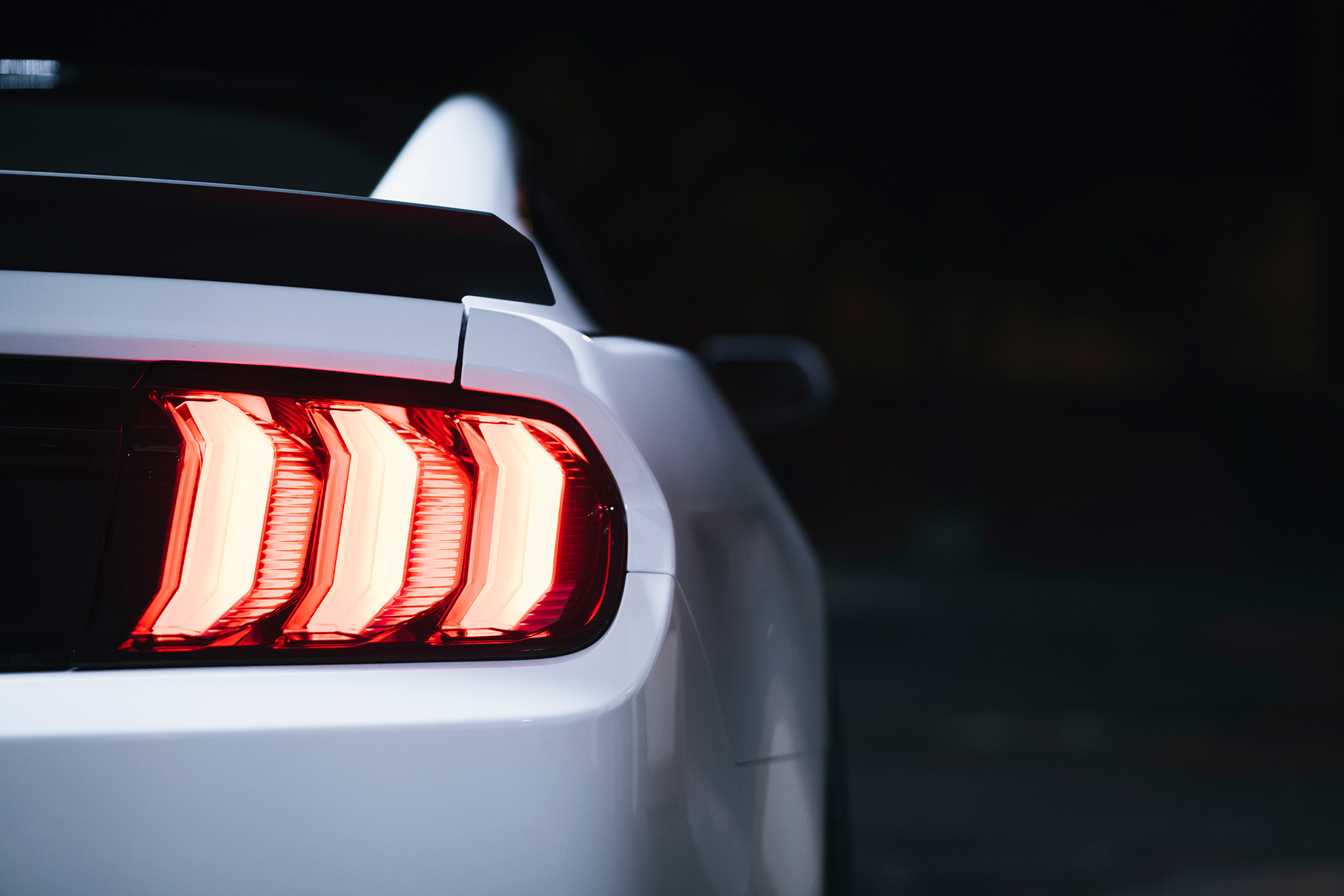 Ford Mustang RTR - 2018 - rear light
