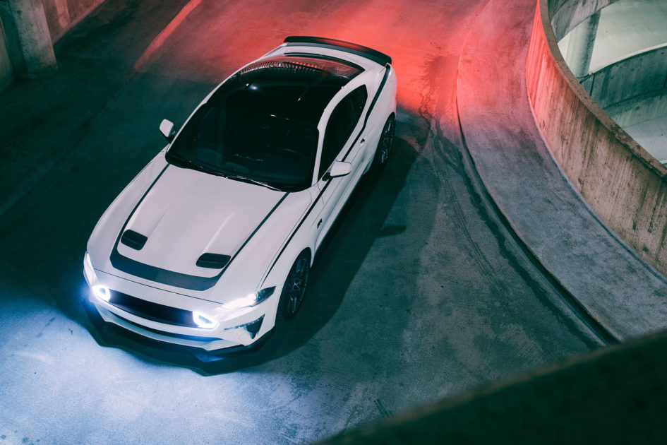 Ford Mustang Rtr 2018 Top Light