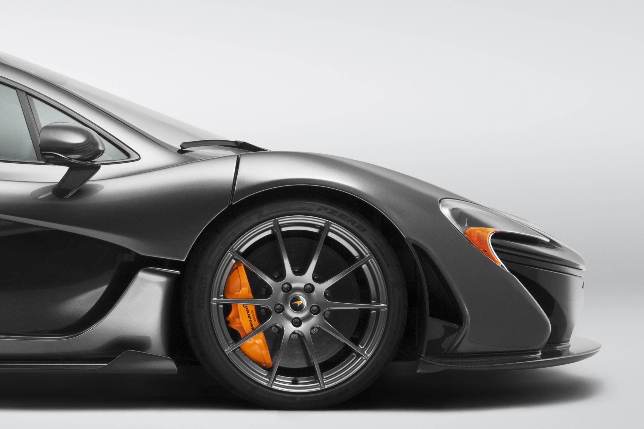 McLaren P1 MSO - 2015 - front wheel / jante avant