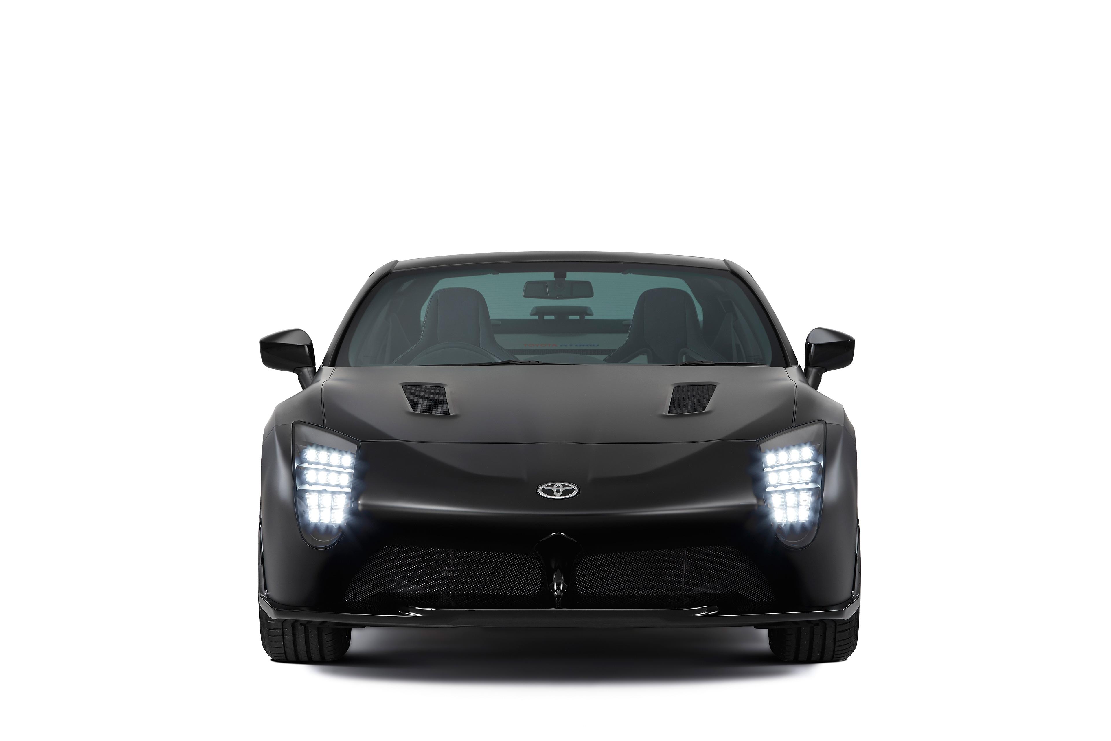 Toyota GR HV SPORTS concept - 2017 - front-face / face avant