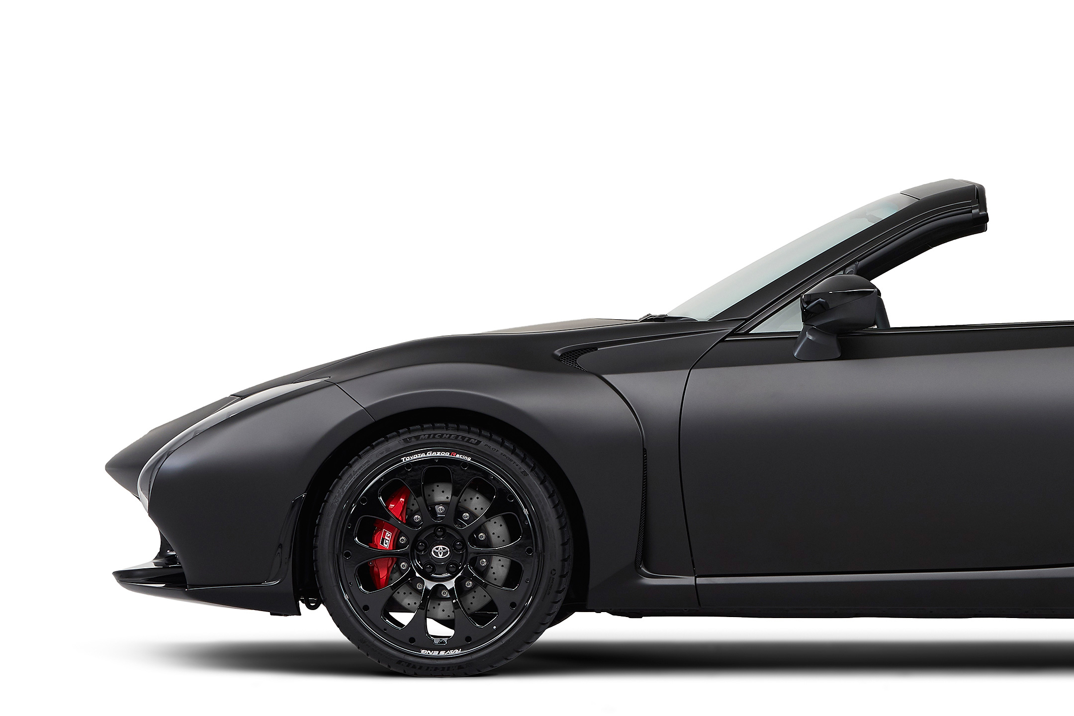 Toyota GR HV SPORTS concept - 2017 - front wheel / jante avant