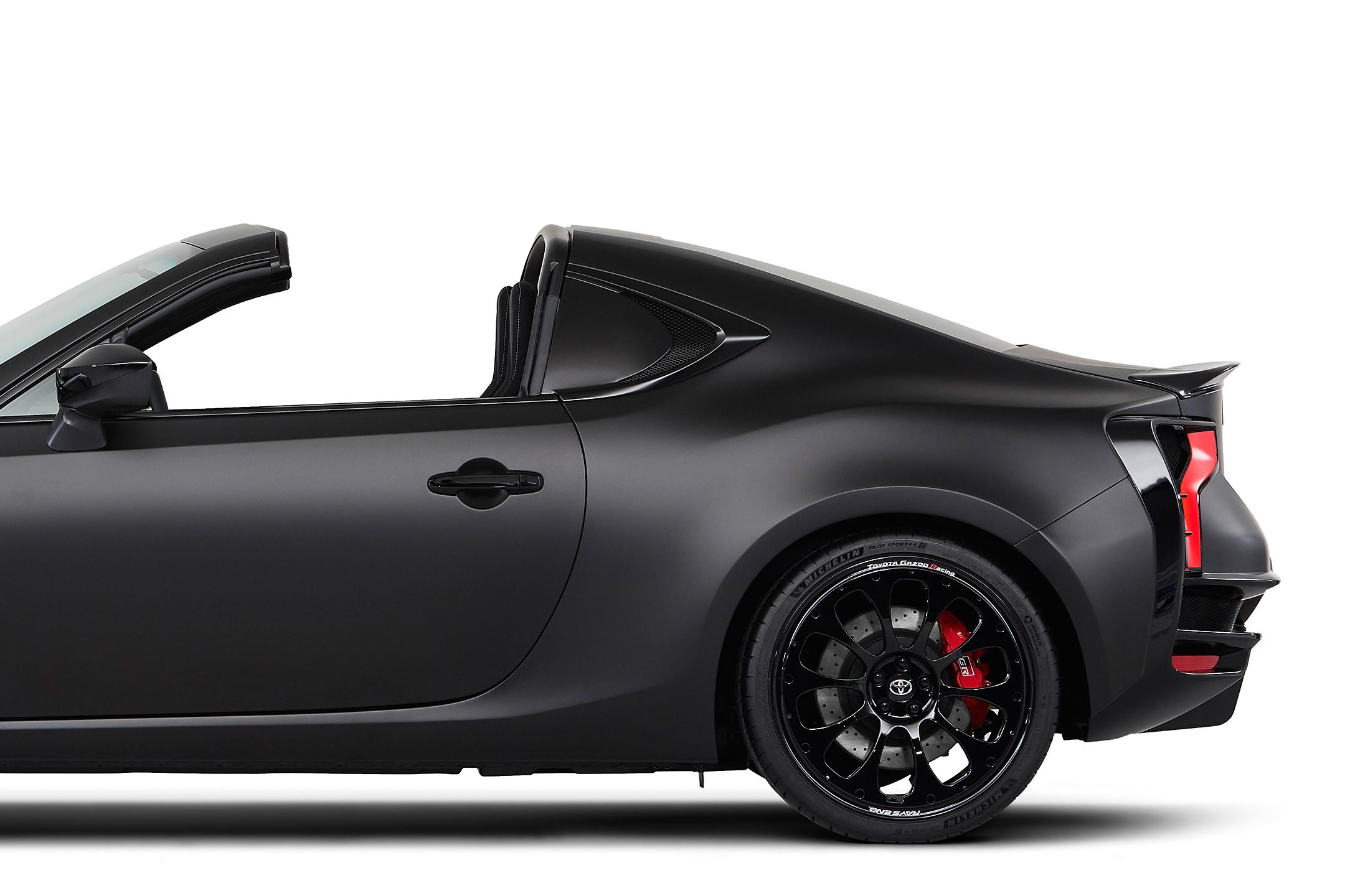 Toyota GR HV SPORTS concept - 2017 - rear wheel / jante arrière