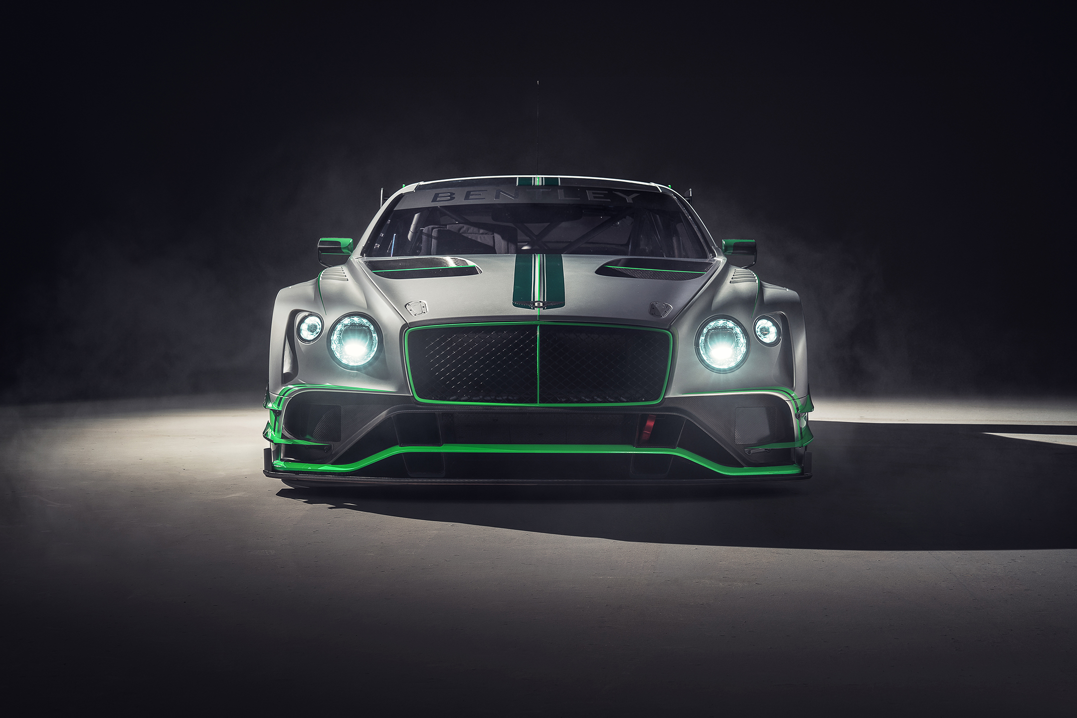 Bentley Continental GT3 - 2018 - front face / face avant