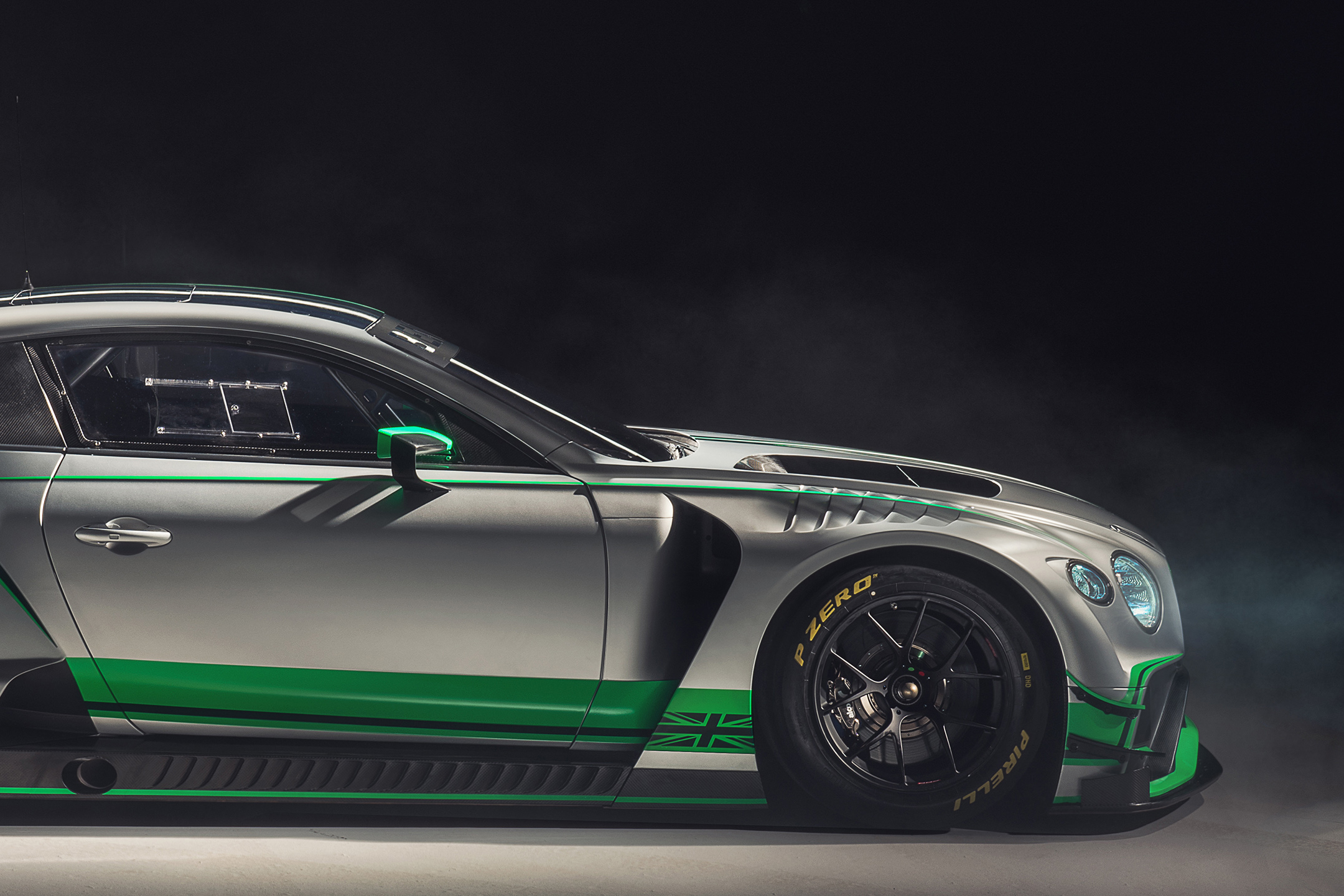 Bentley Continental GT3 - 2018 - front wheel