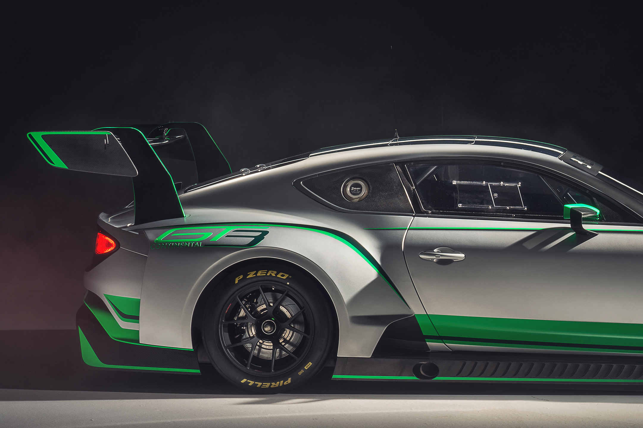 Bentley Continental GT3 - 2018 - rear wheel