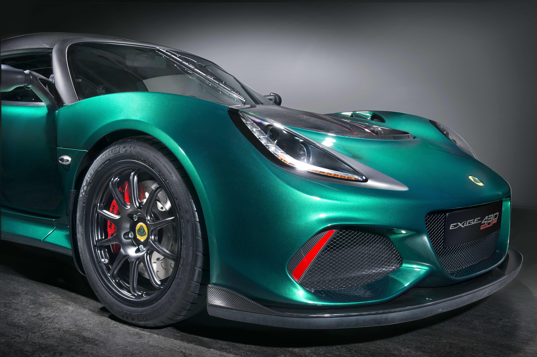 Lotus Exige Cup 430 - 2017 - front wheel
