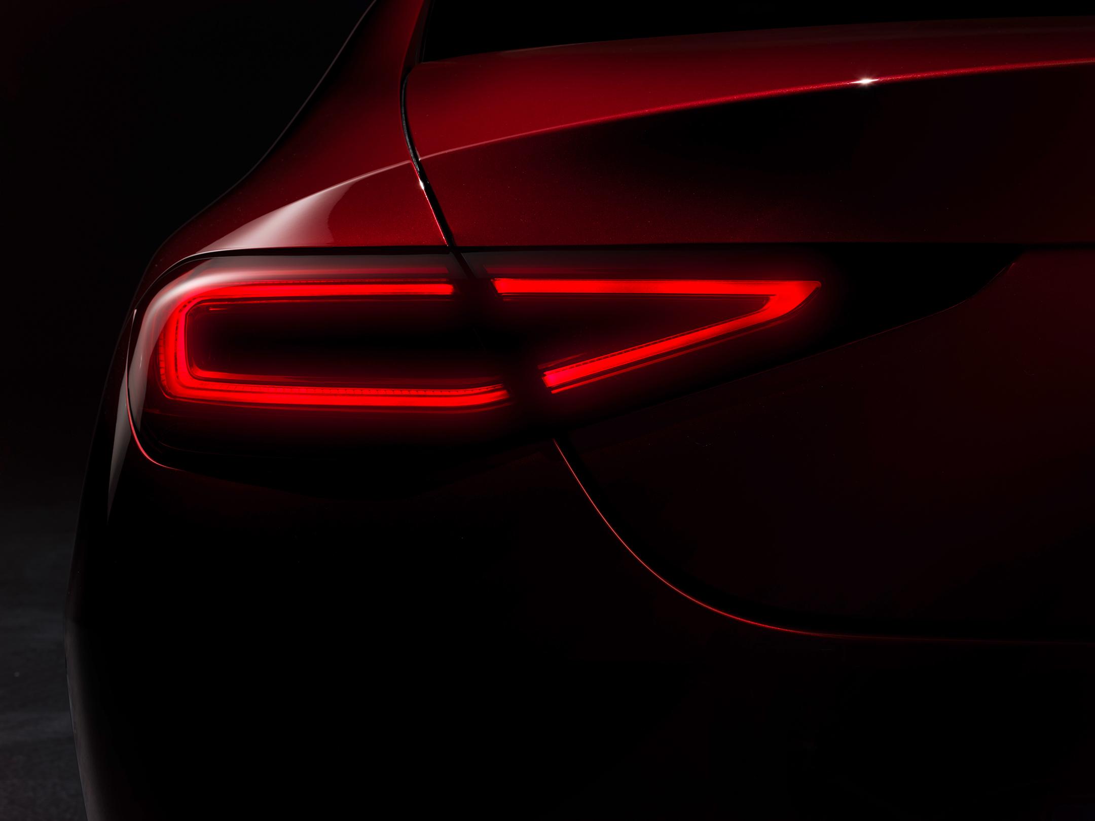 Mercedes-Benz - CLS - 2018 - rear light