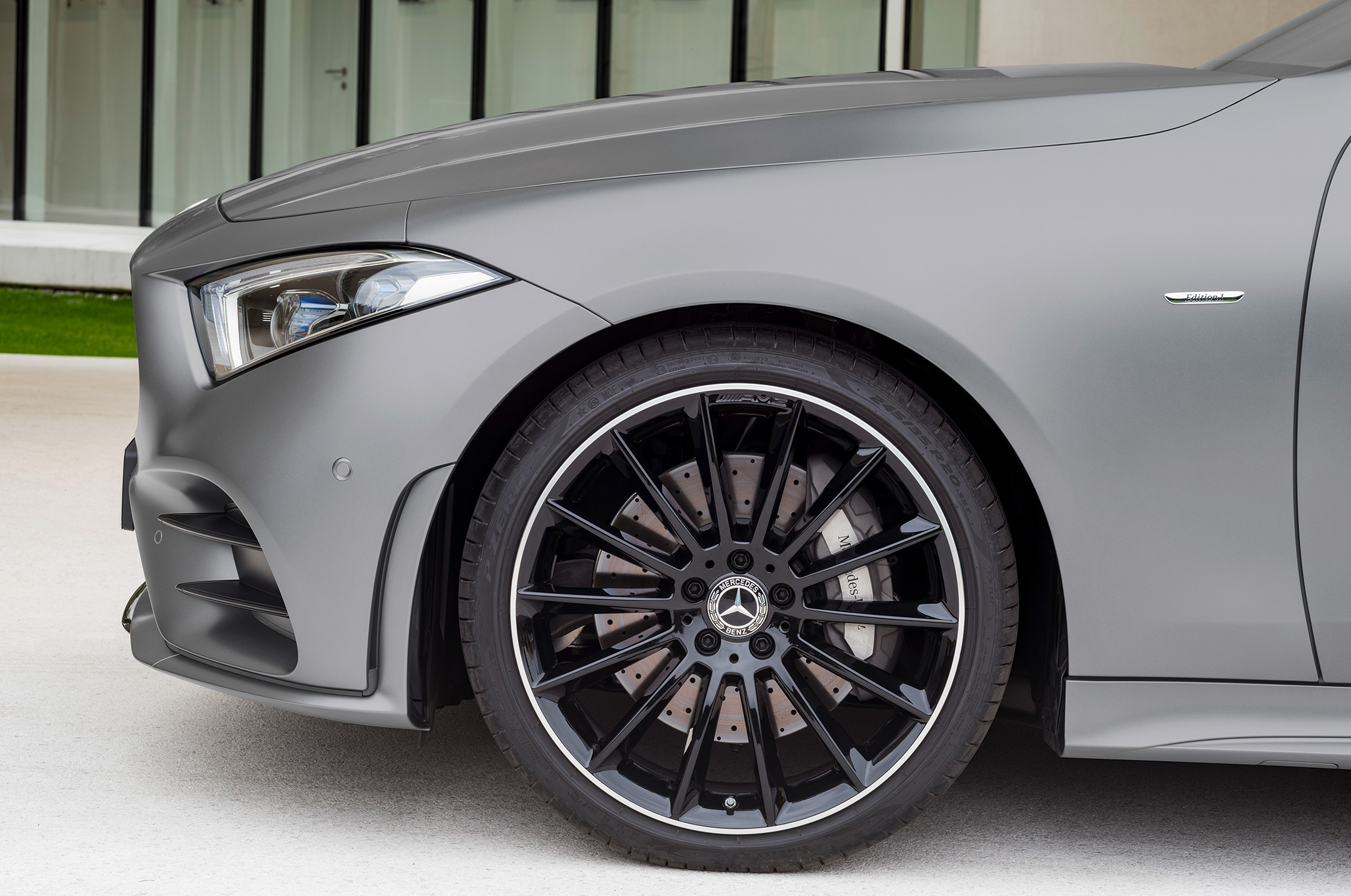 Mercedes-Benz - CLS - 2018 - wheel  / jante