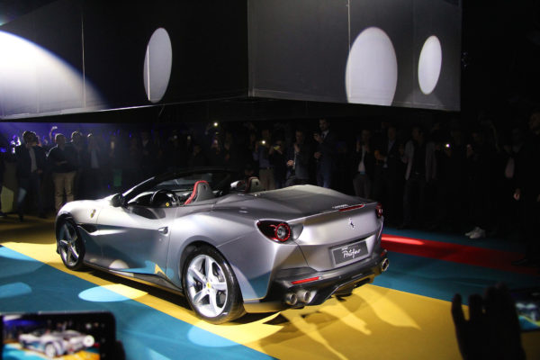 Ferrari Portofino - 2017 - présentation Ferrari France - photo Ludo Ferrari