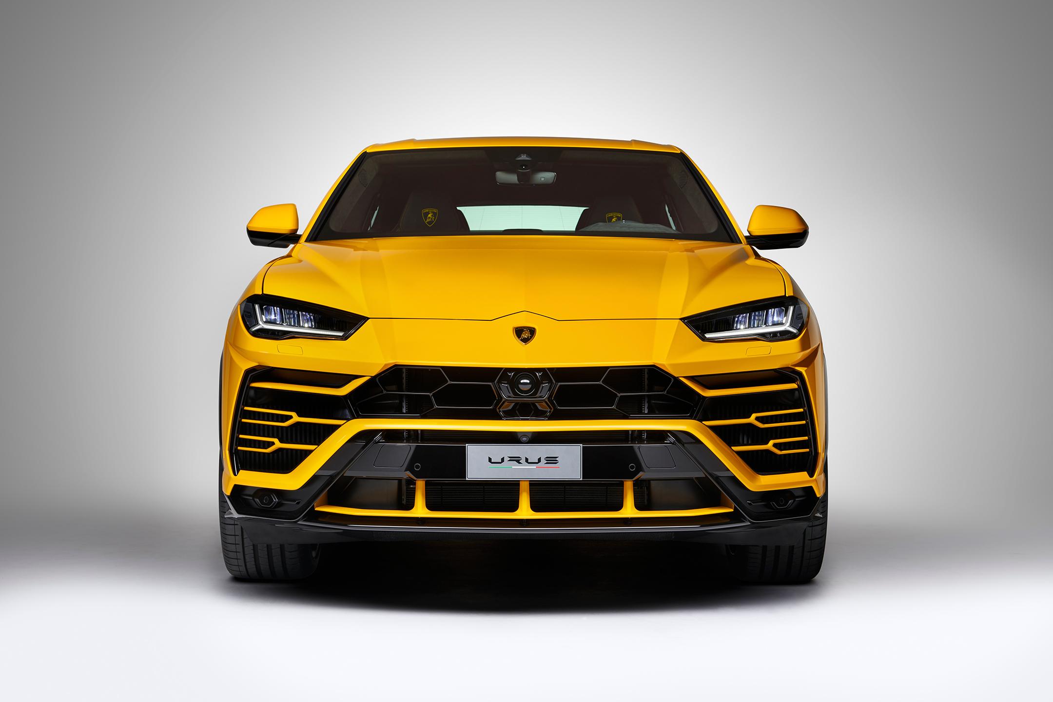 Lamborghini Urus - 2018 - front face / face avant
