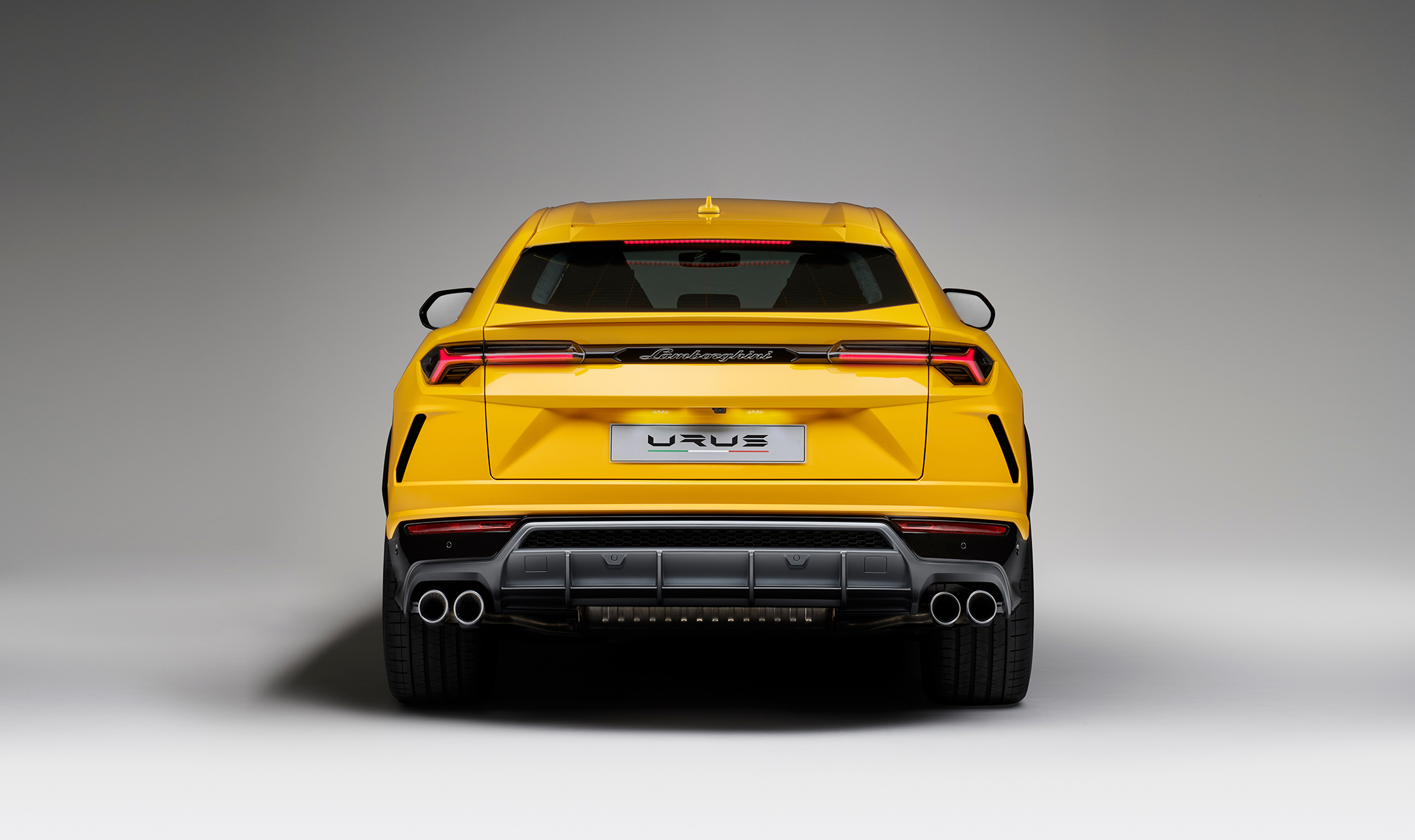 Lamborghini Urus - 2018 - rear / arrière